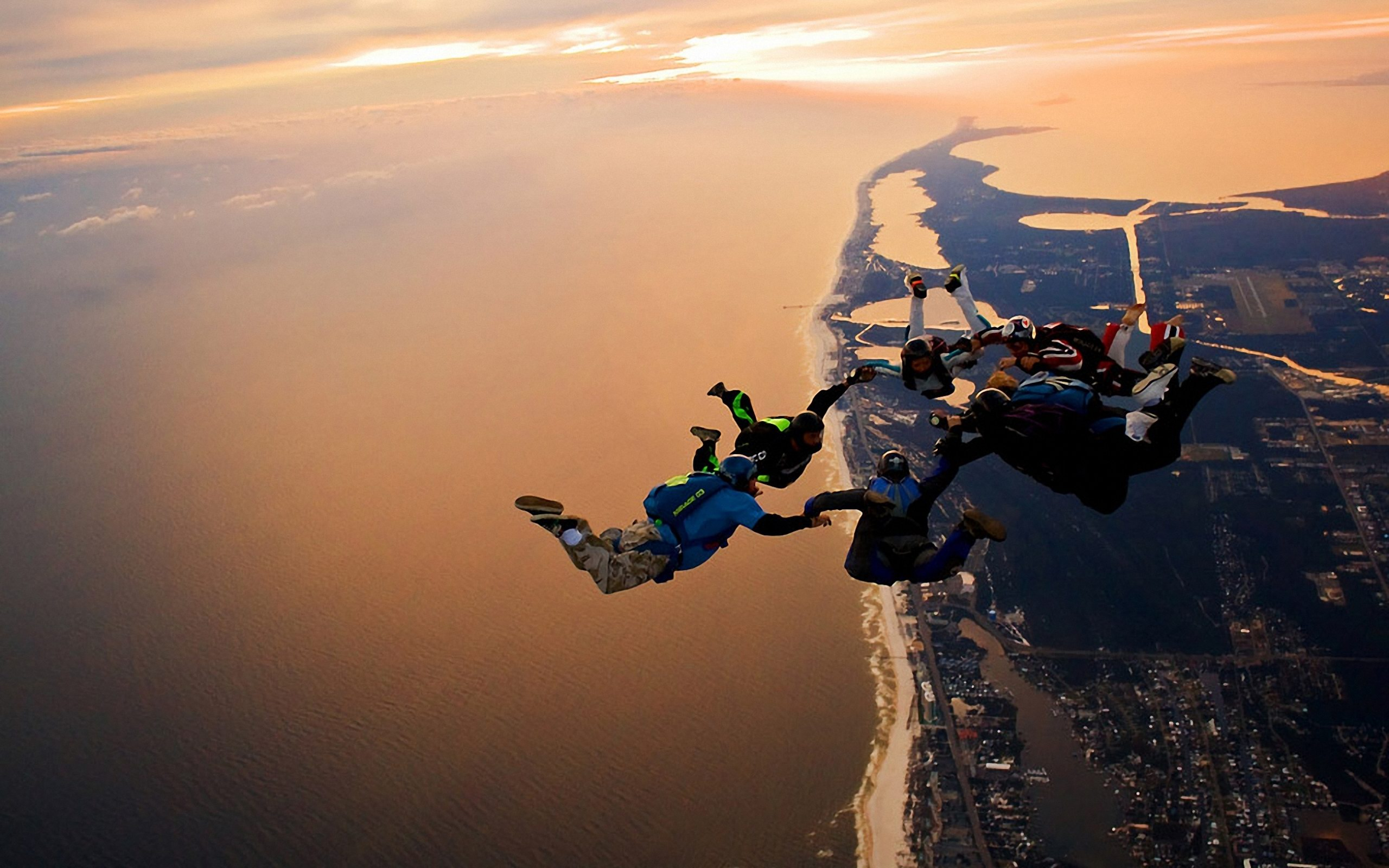 2560x1600 - Skydiving Wallpapers 25