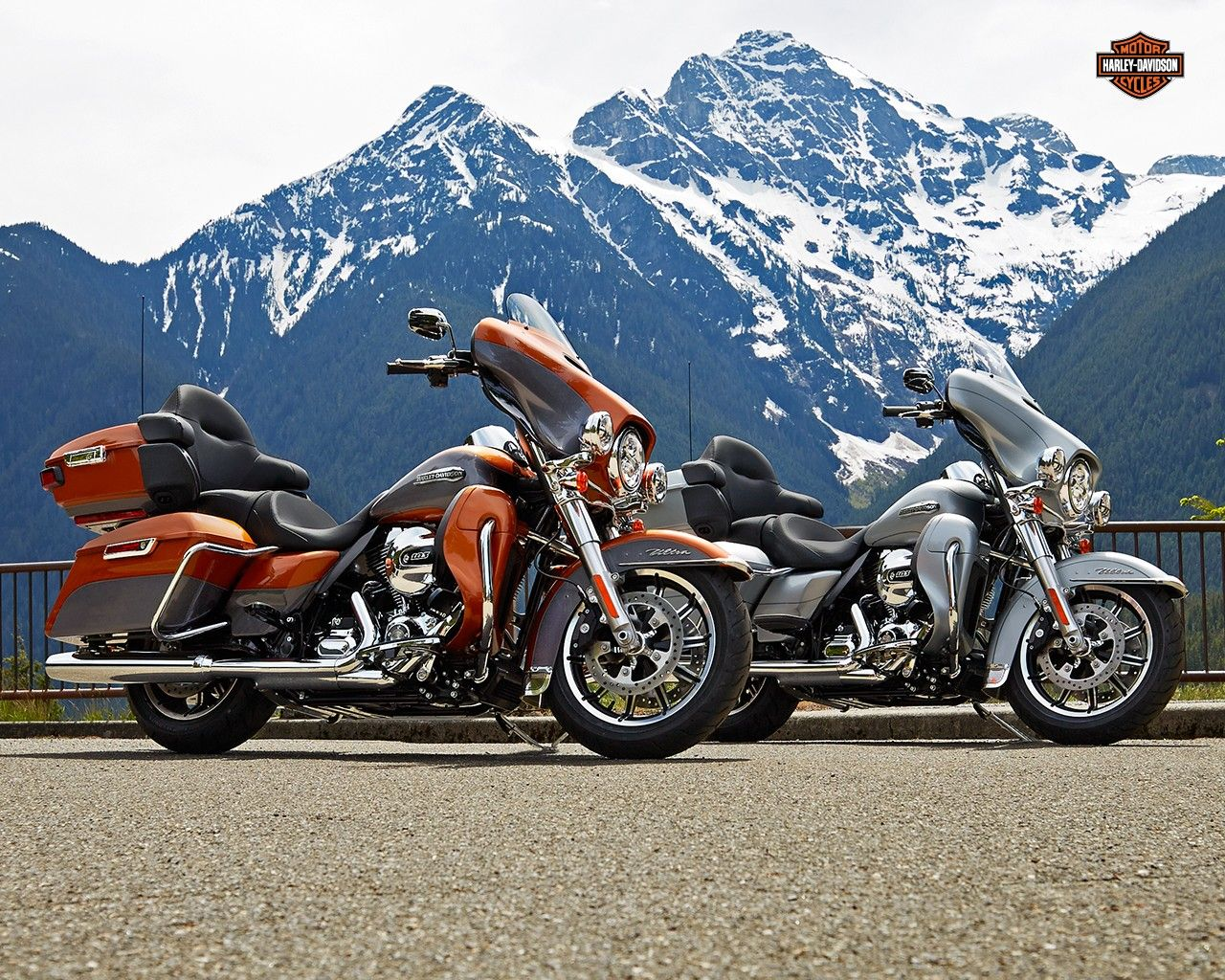 1280x1024 - Harley-Davidson Electra Glide Ultra Classic Wallpapers 29