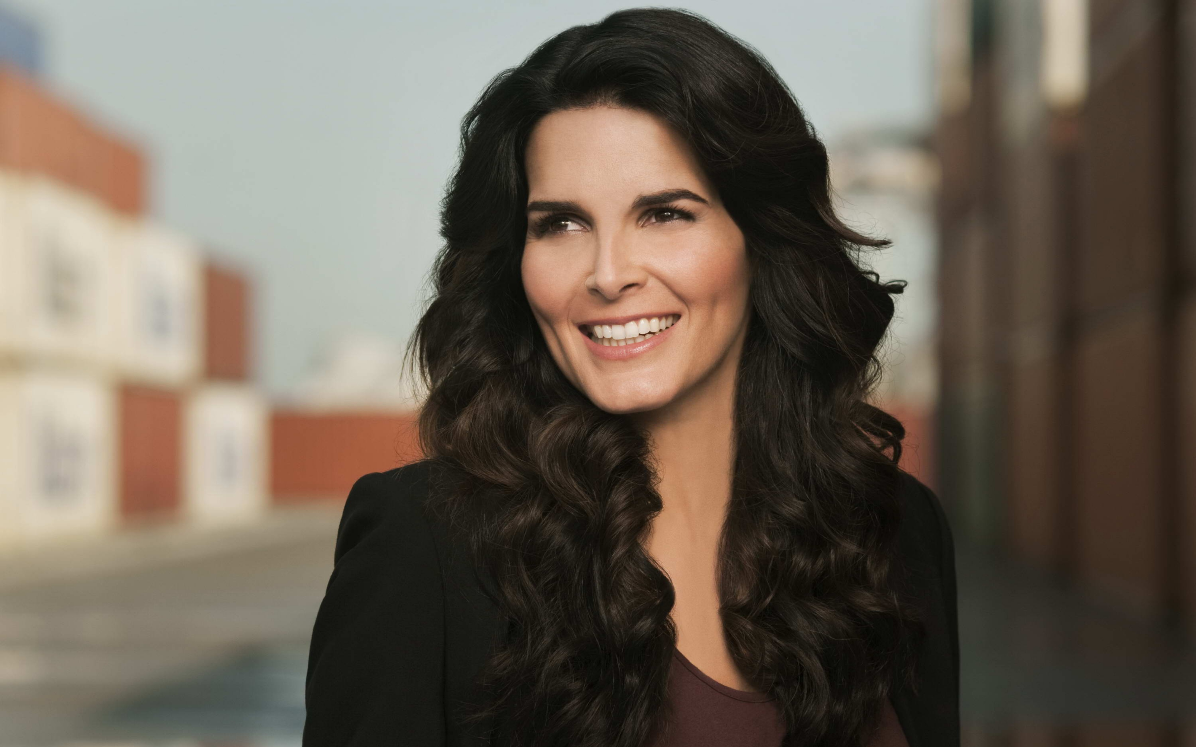 3840x2400 - Angie Harmon Wallpapers 22