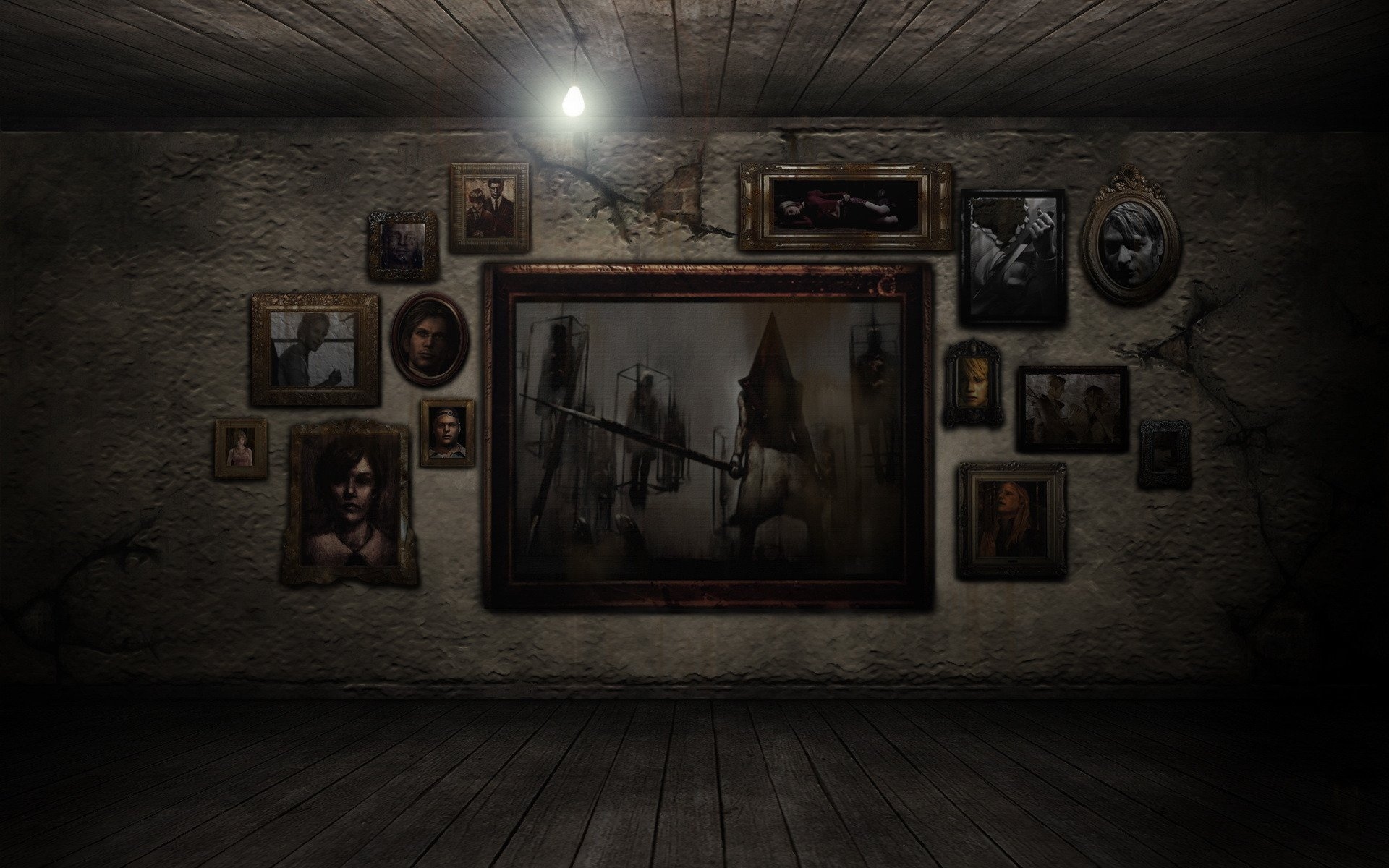 1920x1200 - Silent Hill HD Wallpapers 24