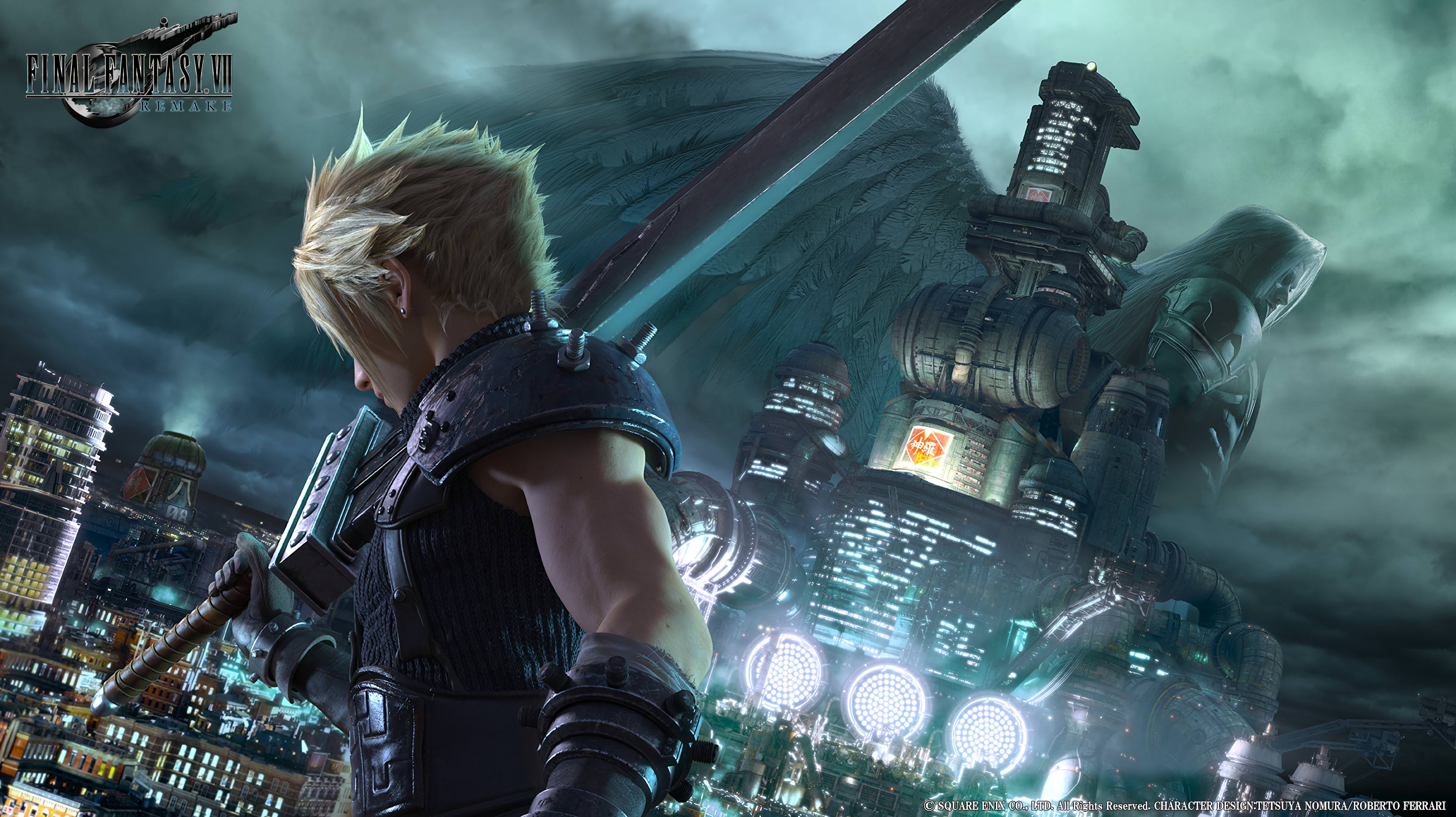 Final Fantasy Vii Hd Wallpapers 36 Images Dodowallpaper