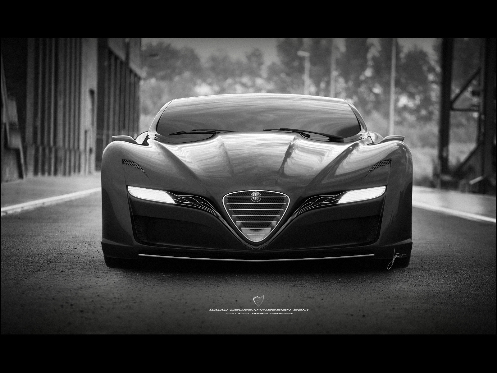 1600x1200 - Alfa Romeo 12C GTS Wallpapers 2
