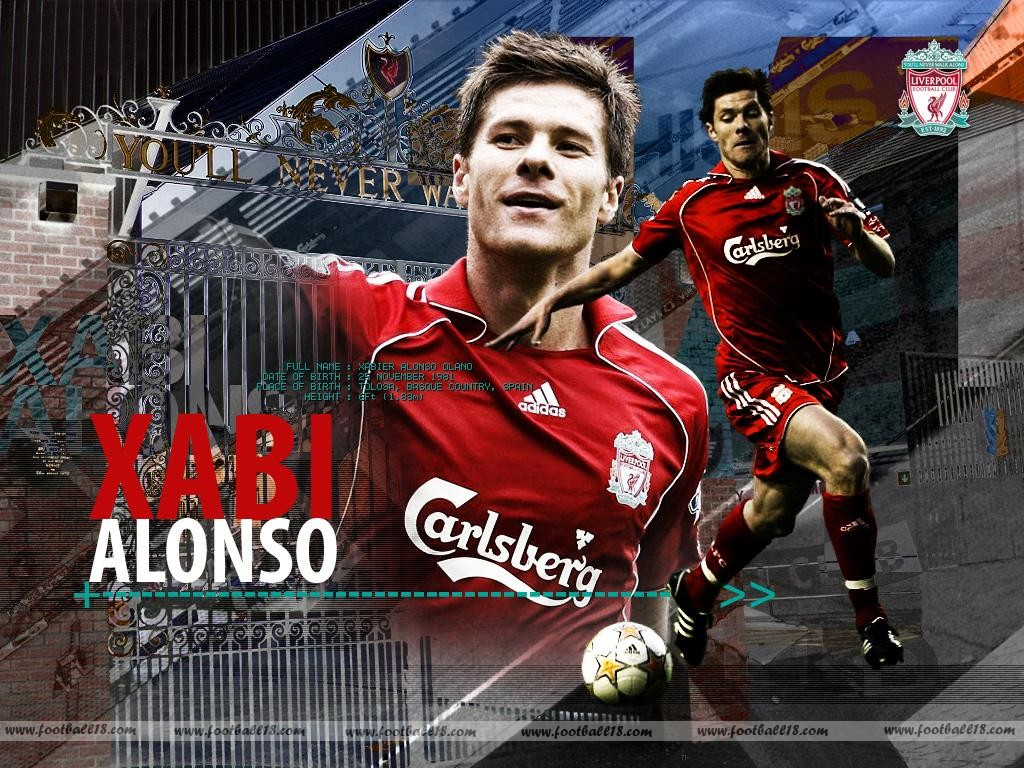 1024x768 - Xabi Alonso Wallpapers 5