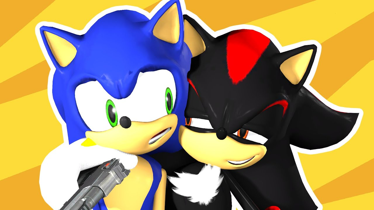 1280x720 - Sonic and Shadow 10