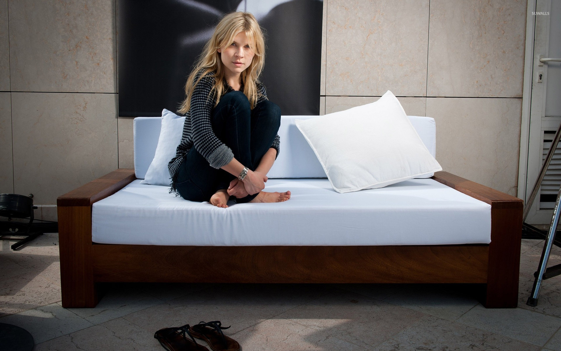 1920x1200 - Clemence Poesy Wallpapers 23