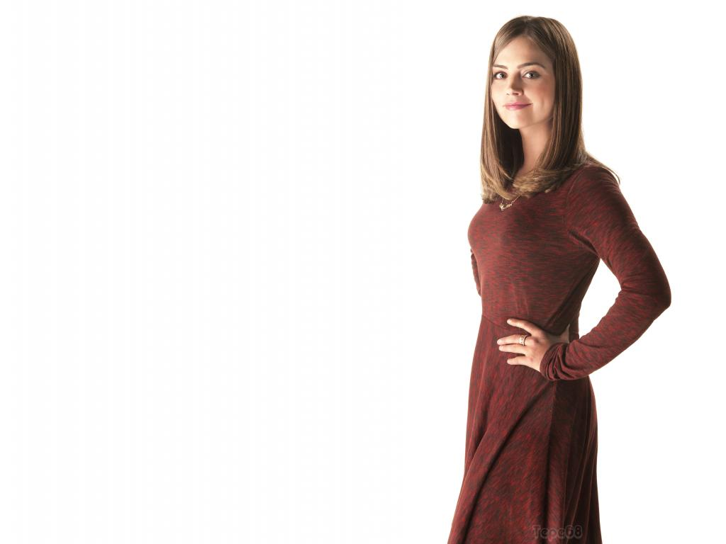 1024x768 - Jenna-Louise Coleman Wallpapers 21
