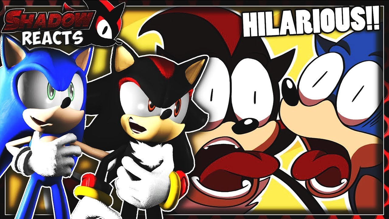 1280x720 - Sonic and Shadow 1