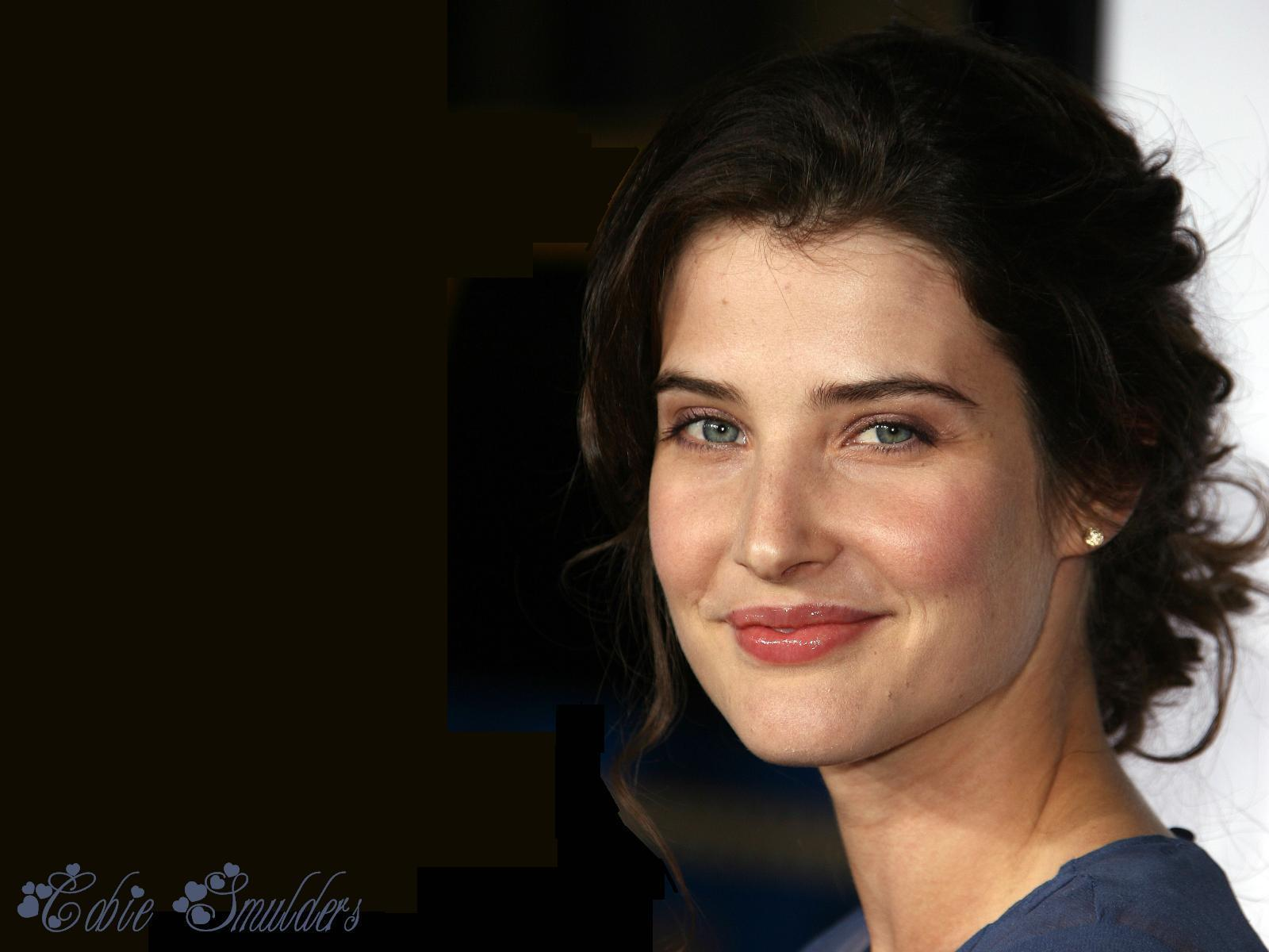 1600x1200 - Cobie Smulders Wallpapers 5