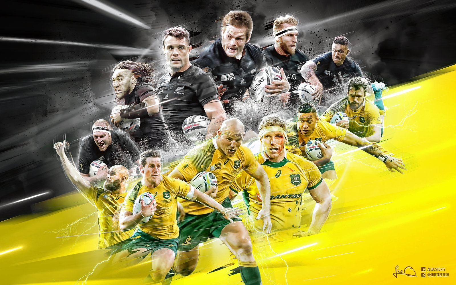 1600x1000 - Rugby World Cup 2015 Wallpapers 8