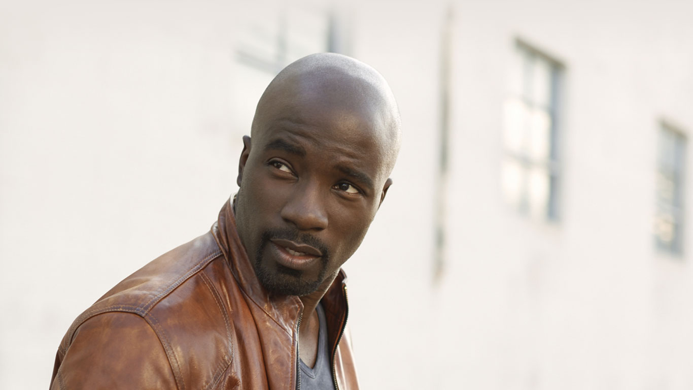 1366x768 - Mike Colter Wallpapers 1