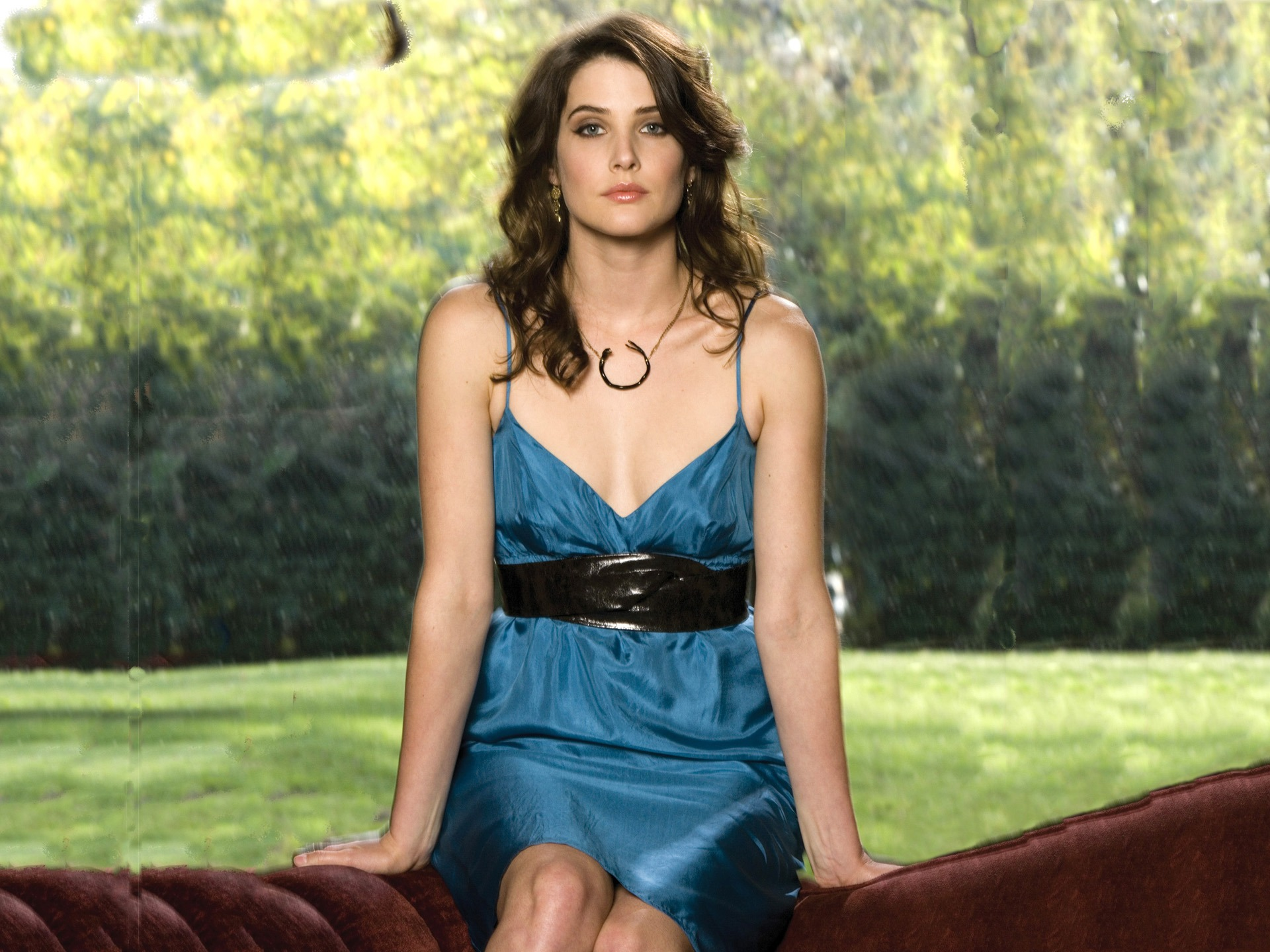 1920x1440 - Cobie Smulders Wallpapers 18