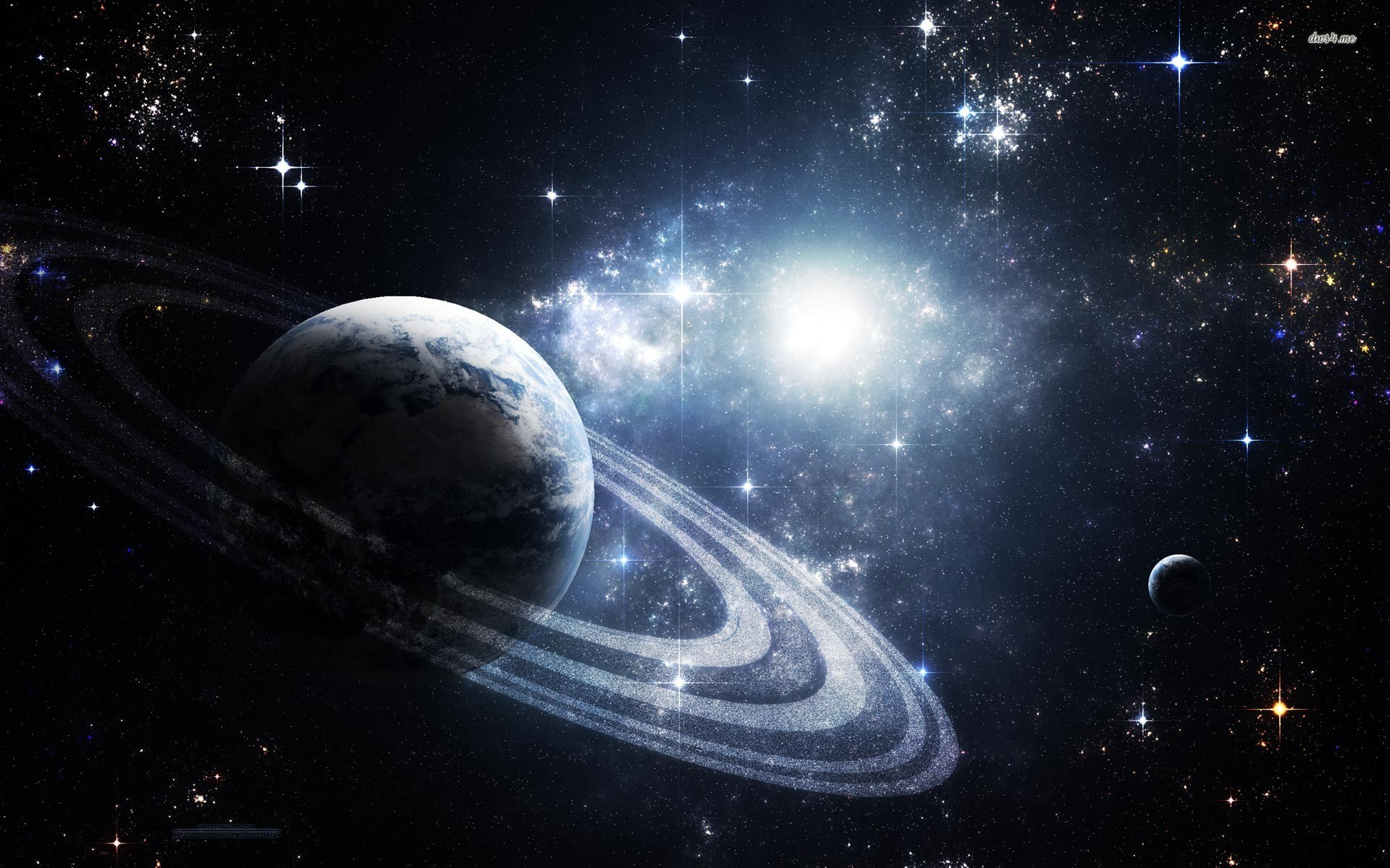 1920x1200 - Planetary Ring Wallpapers 9
