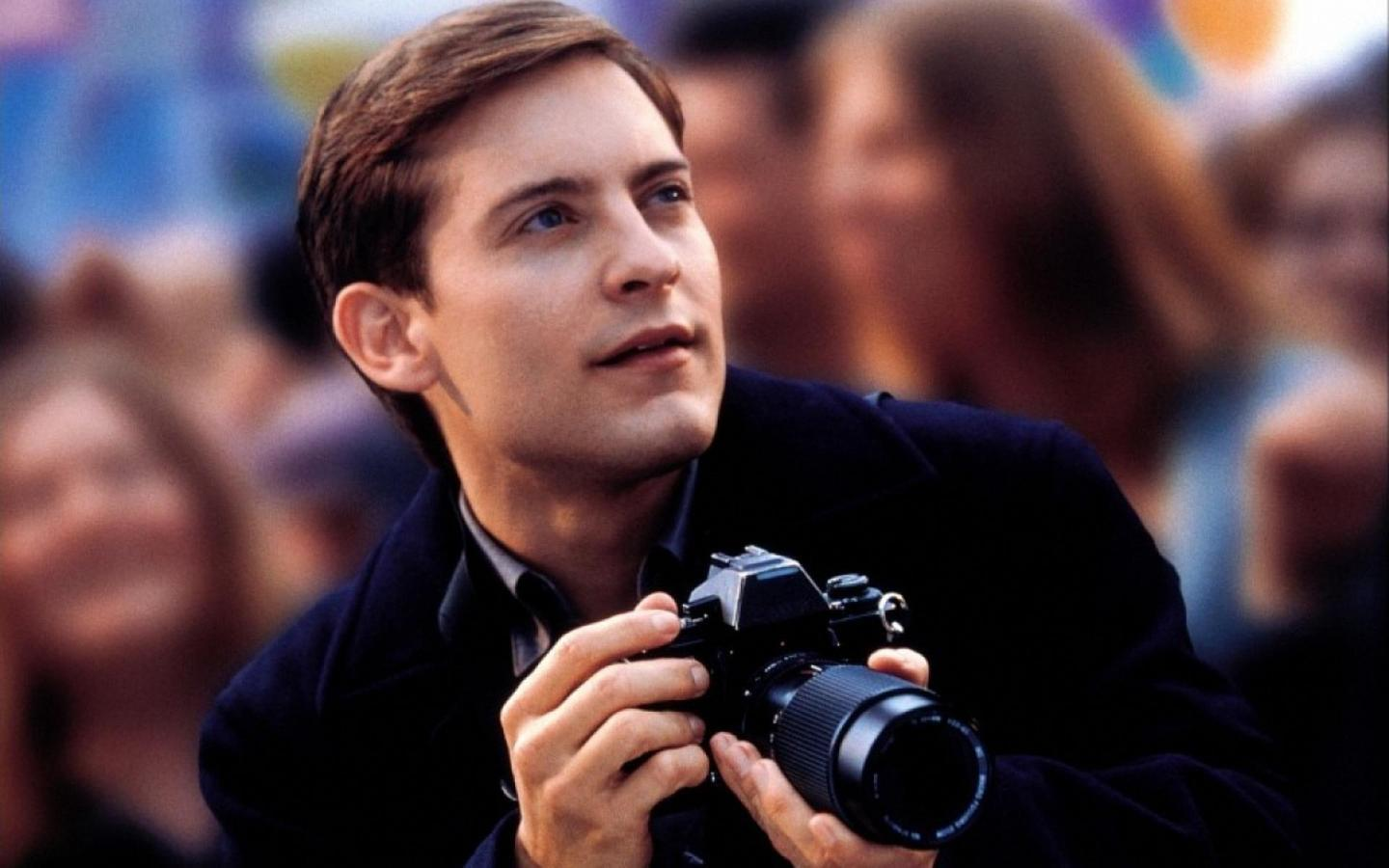 1440x900 - Tobey Maguire Wallpapers 3