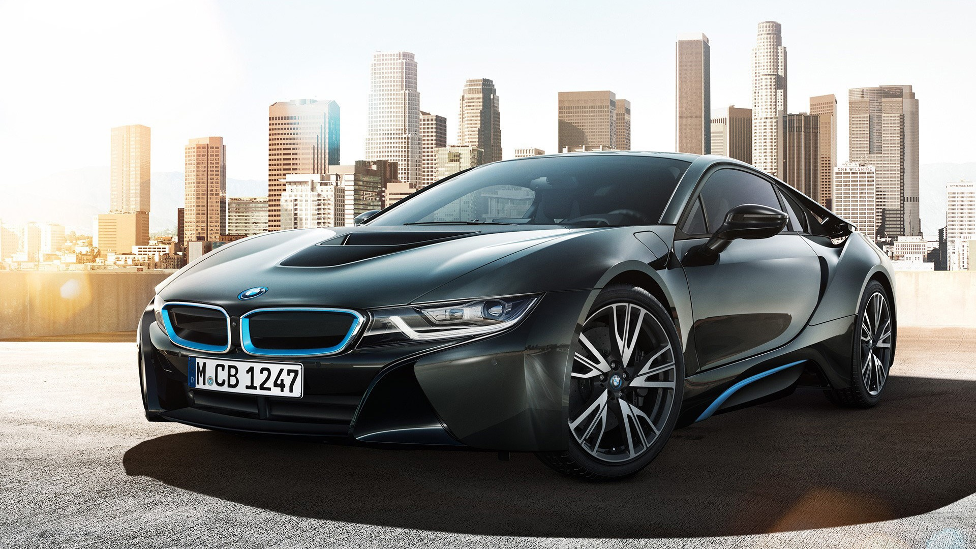 1920x1080 - BMW i3 Concept Wallpapers 23