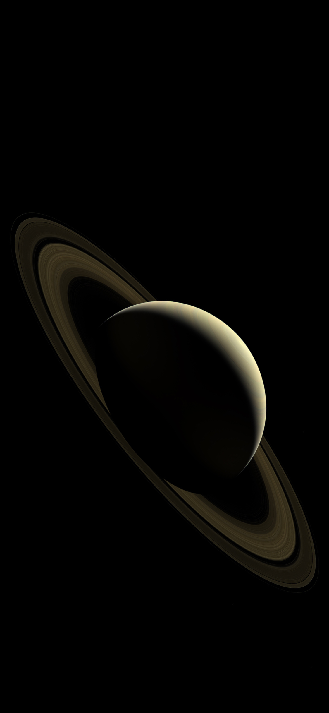 1125x2436 - Saturn Wallpapers 9