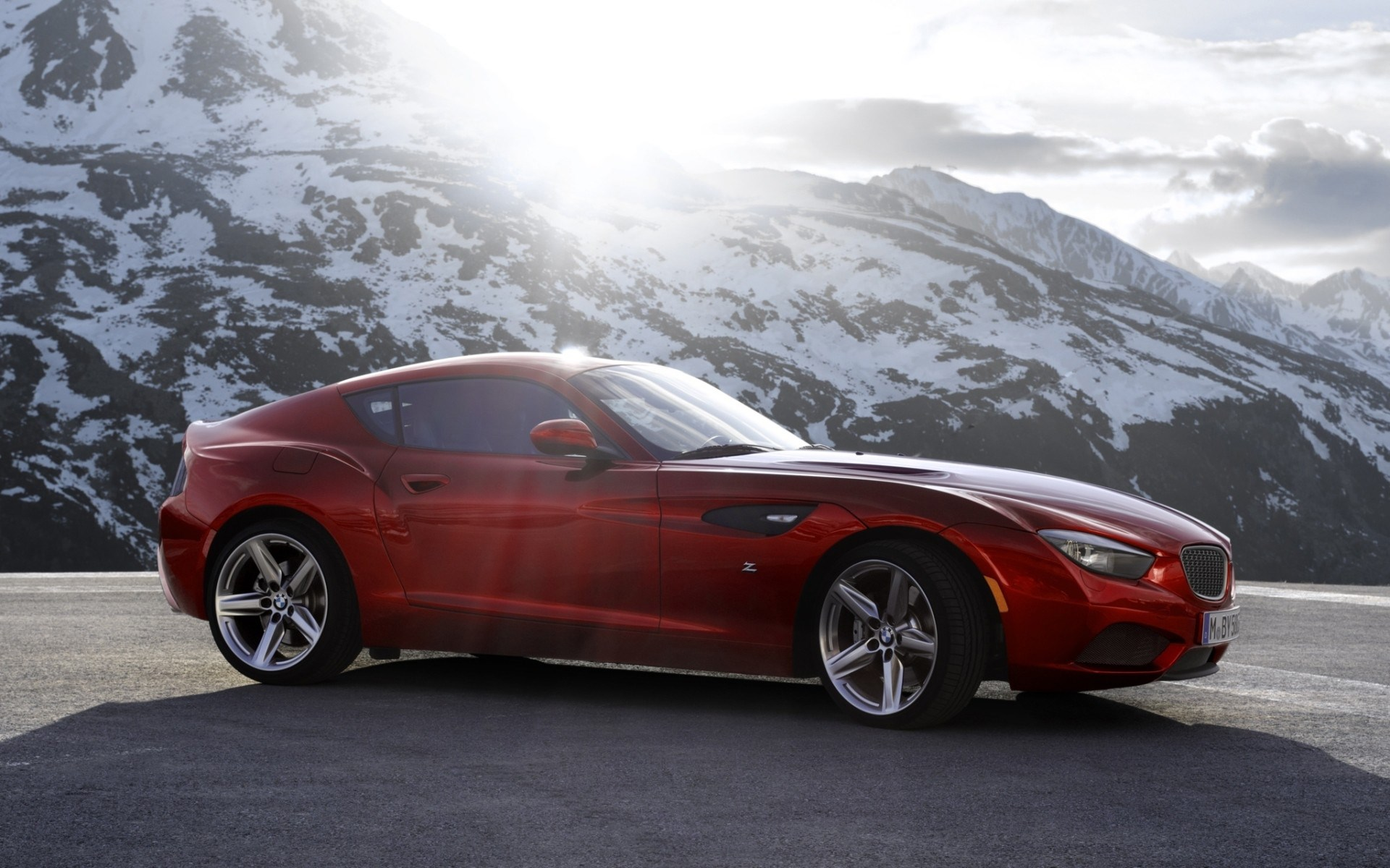 1920x1200 - BMW Zagato Coupe Wallpapers 17