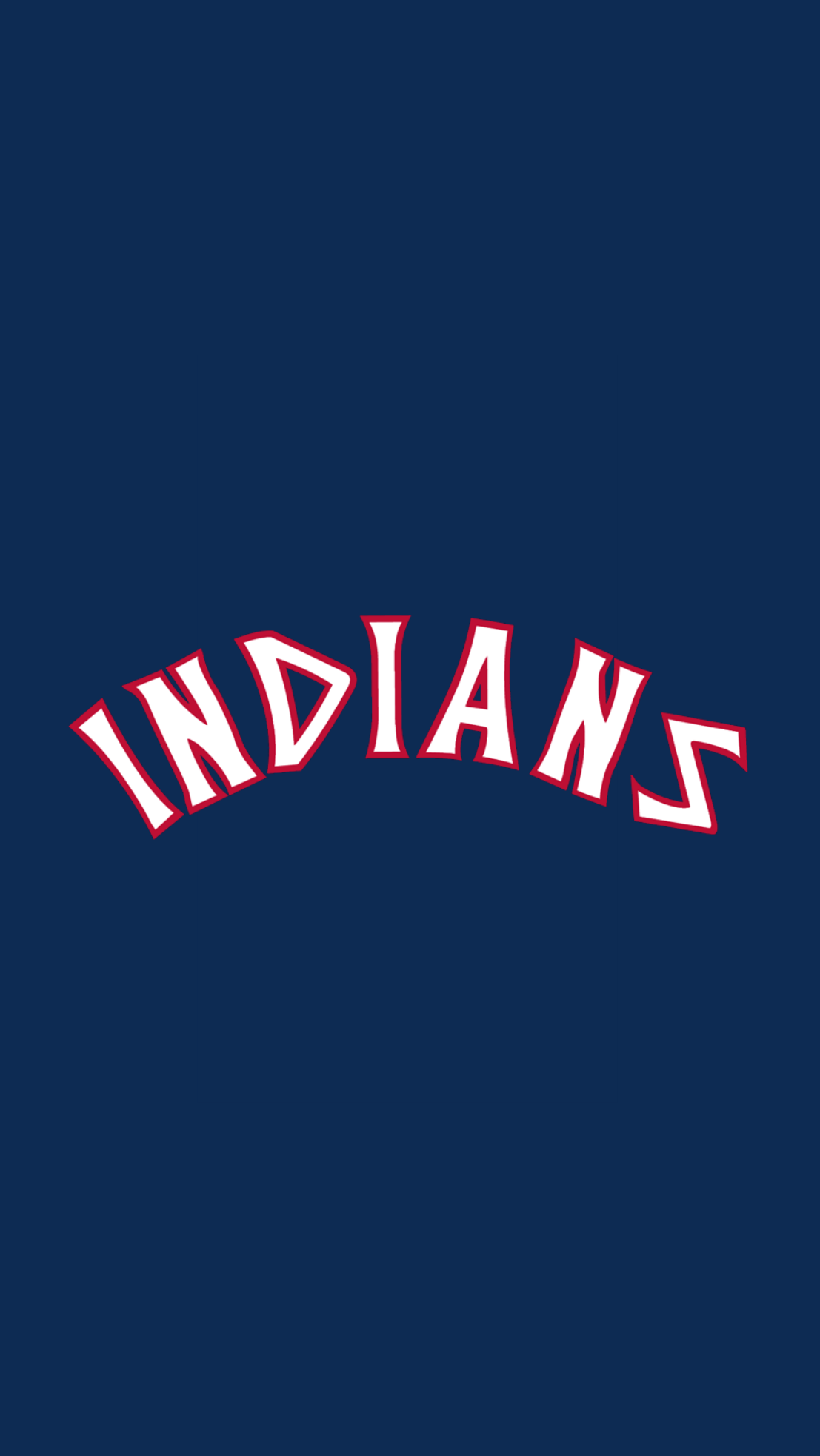 1107x1966 - Cleveland Indians Wallpapers 5