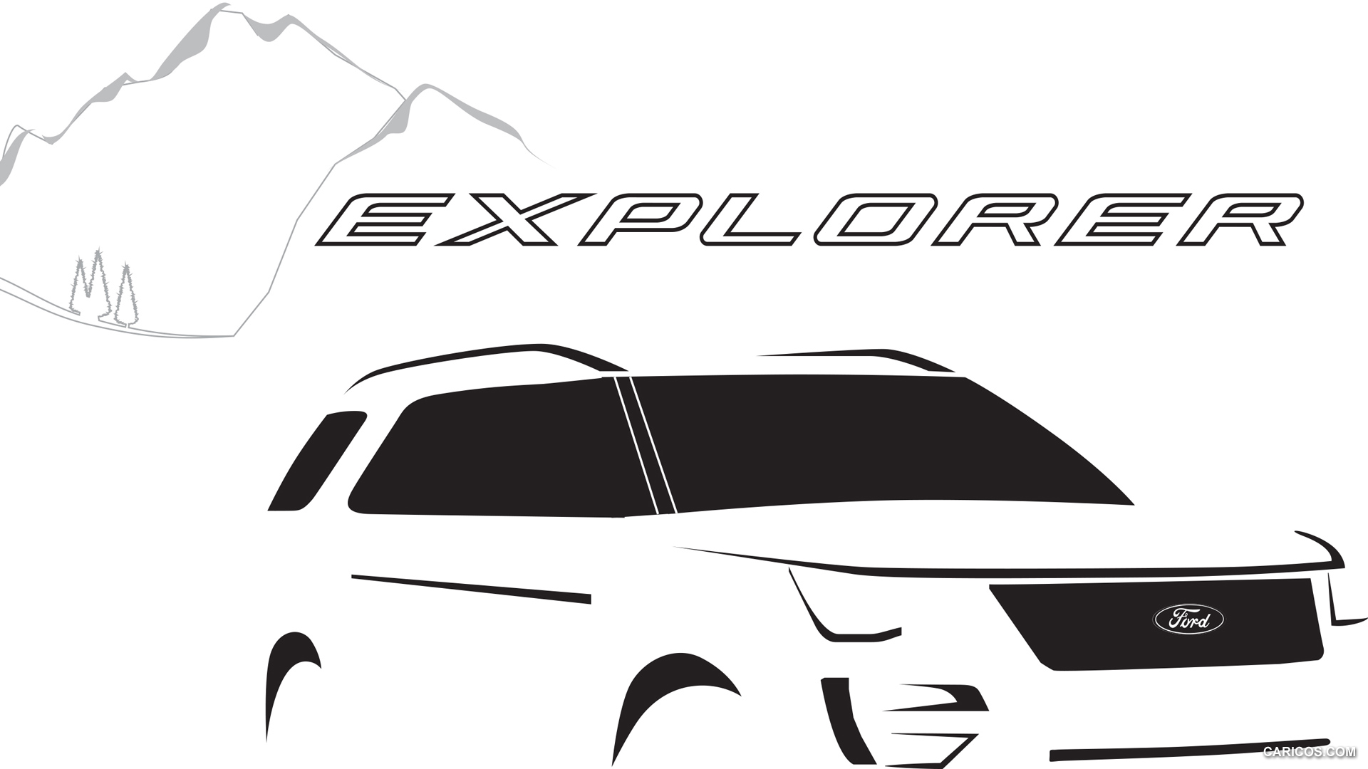 1920x1080 - Ford Explorer Wallpapers 16