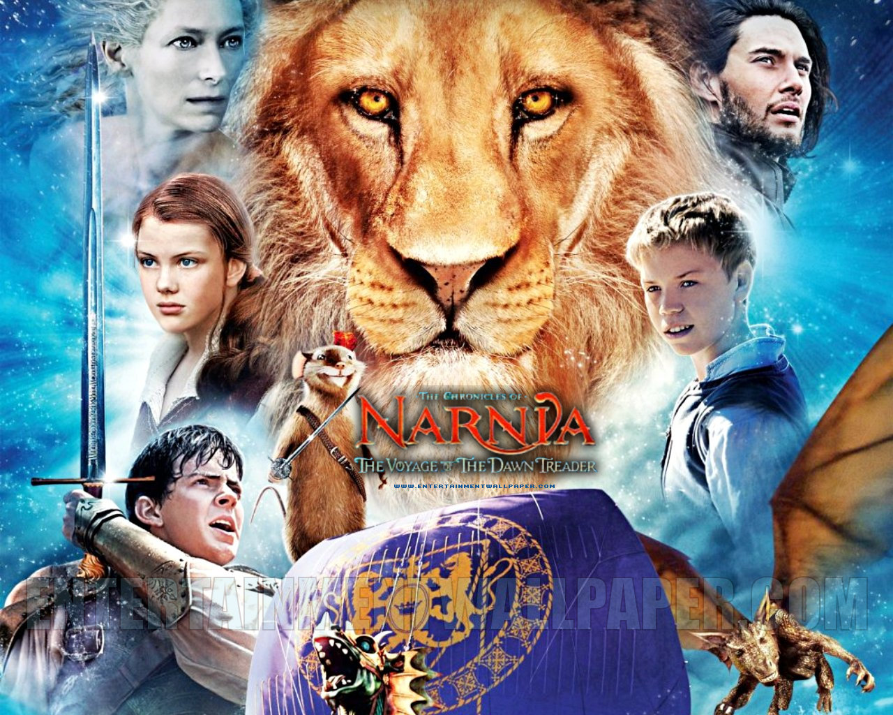1280x1024 - The Chronicles of Narnia: The Voyage of the Dawn Treader Wallpapers 3