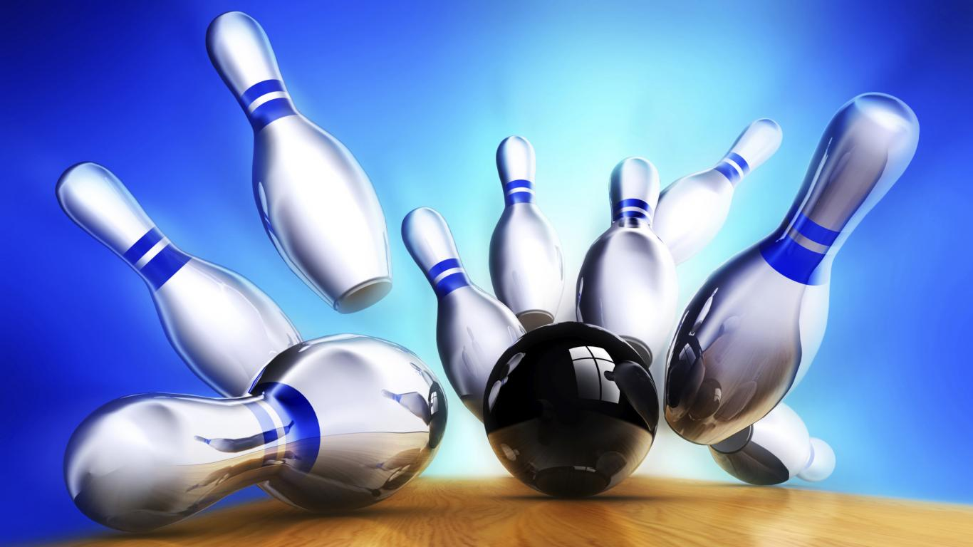 1366x768 - Bowling Wallpapers 15