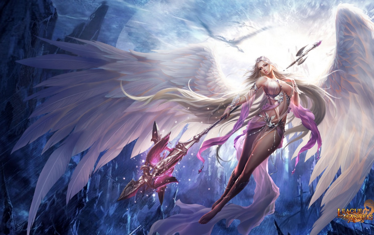 1280x804 - League Of Angels HD Wallpapers 20