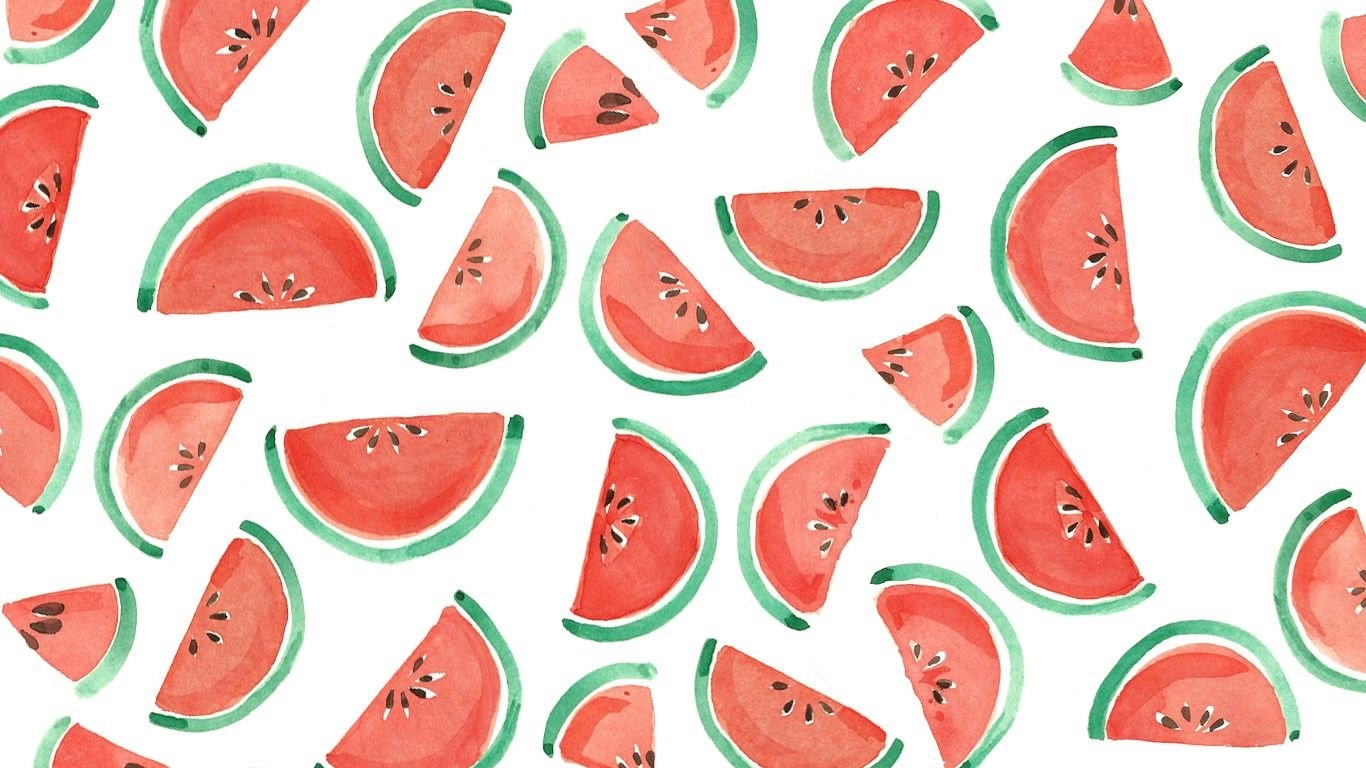 1366x768 - Watermelon Wallpapers 18