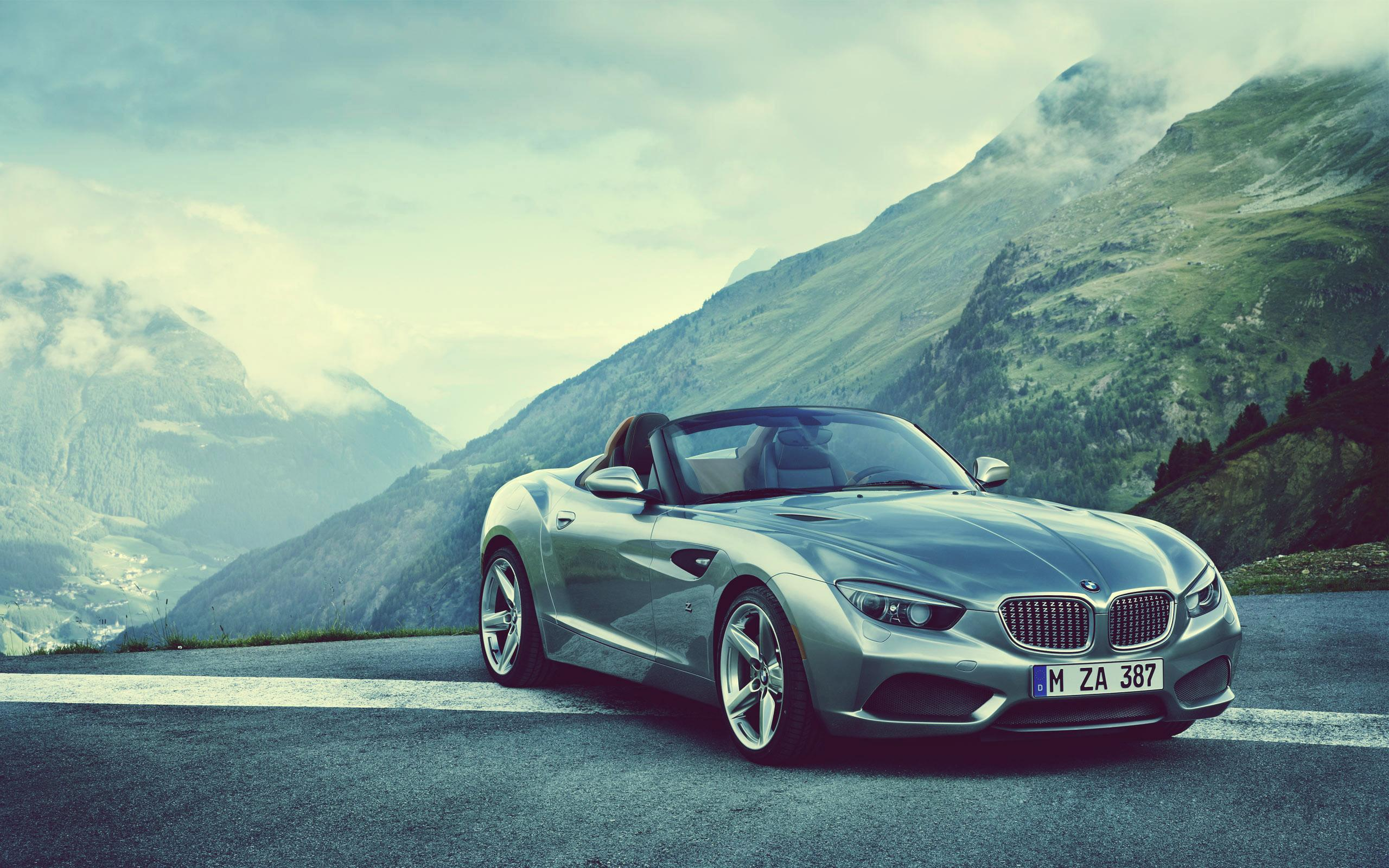 2560x1600 - BMW Zagato Coupe Wallpapers 11