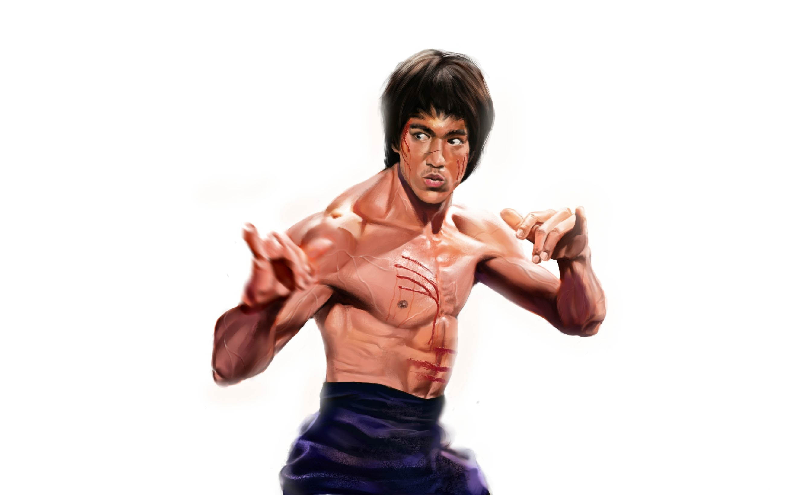 2624x1640 - Bruce Lee Wallpapers 11