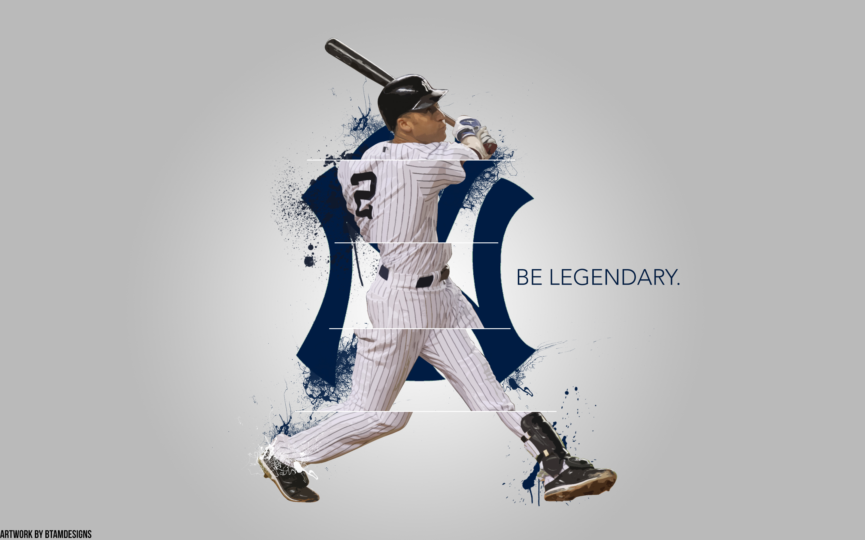 Derek Jeter Wallpapers 33 Images Dodowallpaper