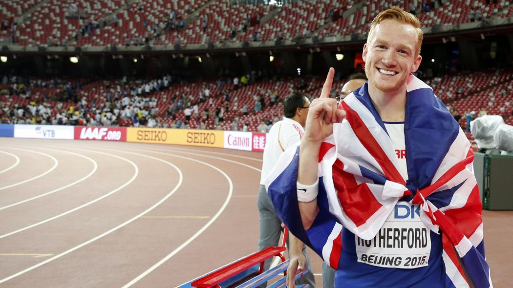 1050x590 - Greg Rutherford Wallpapers 4