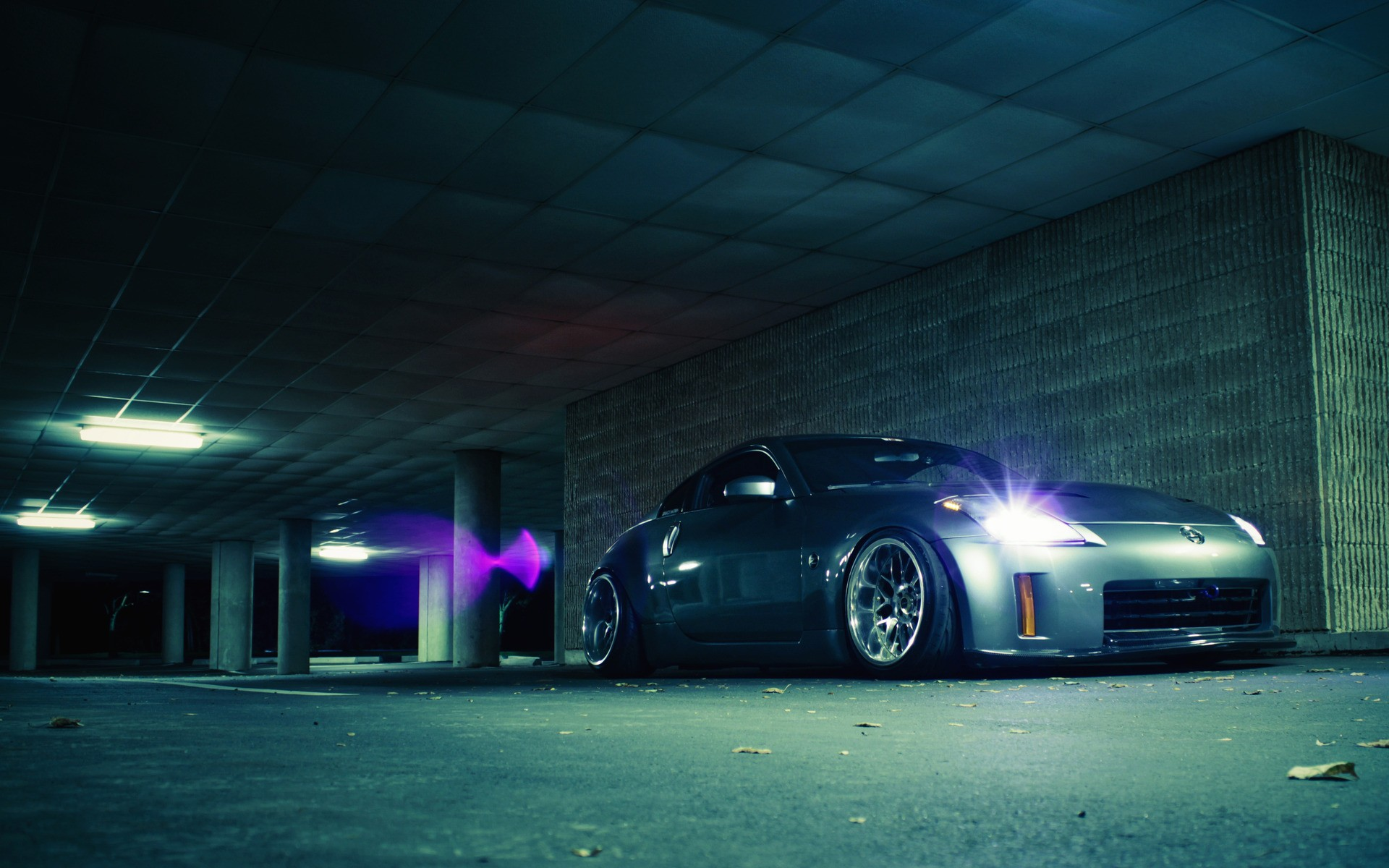 1920x1200 - Nissan 350Z Wallpapers 21