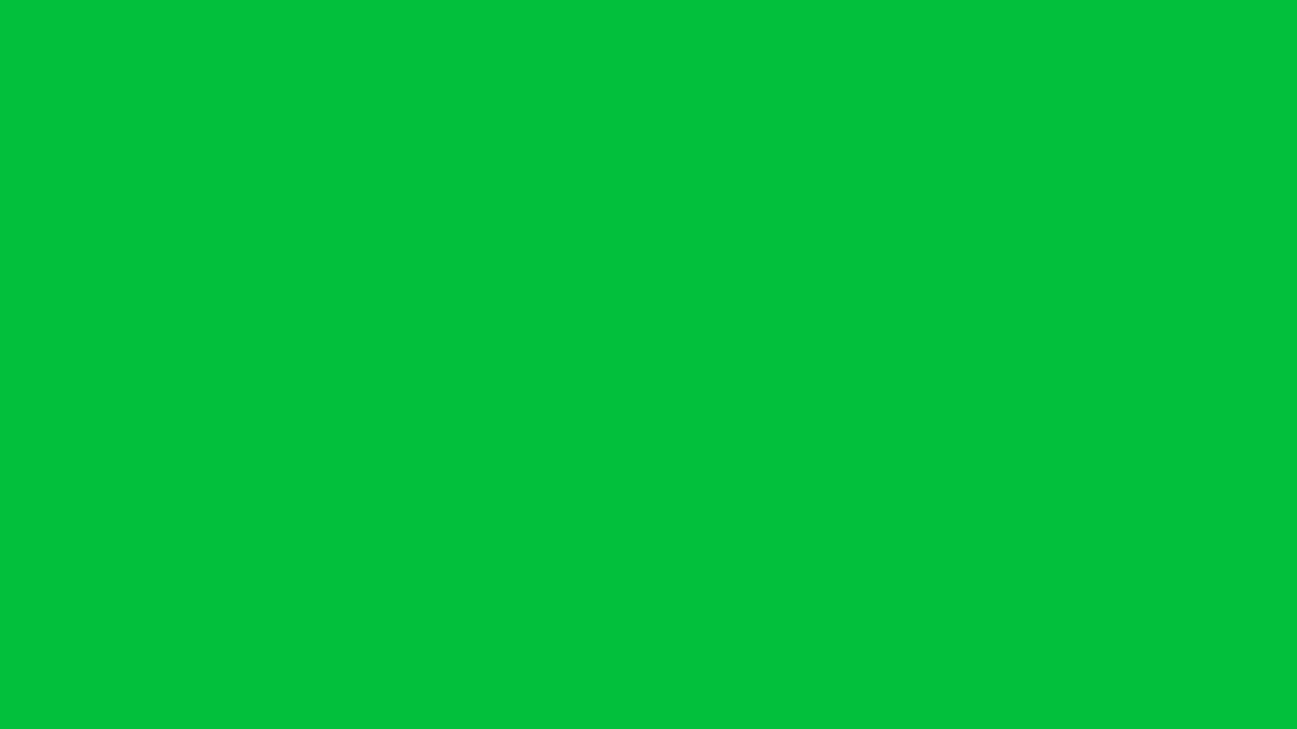 5120x2880 - Solid Green 29