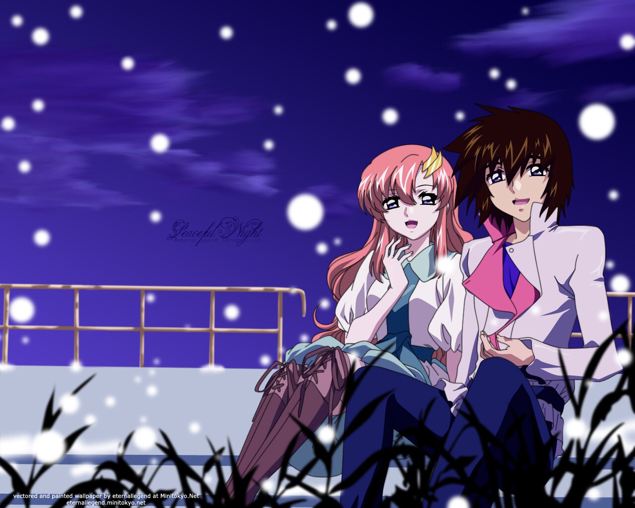 1280x1024 - Mobile Suit Gundam Seed Destiny Wallpapers 29
