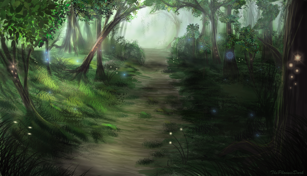 1024x589 - Elven Forest 2