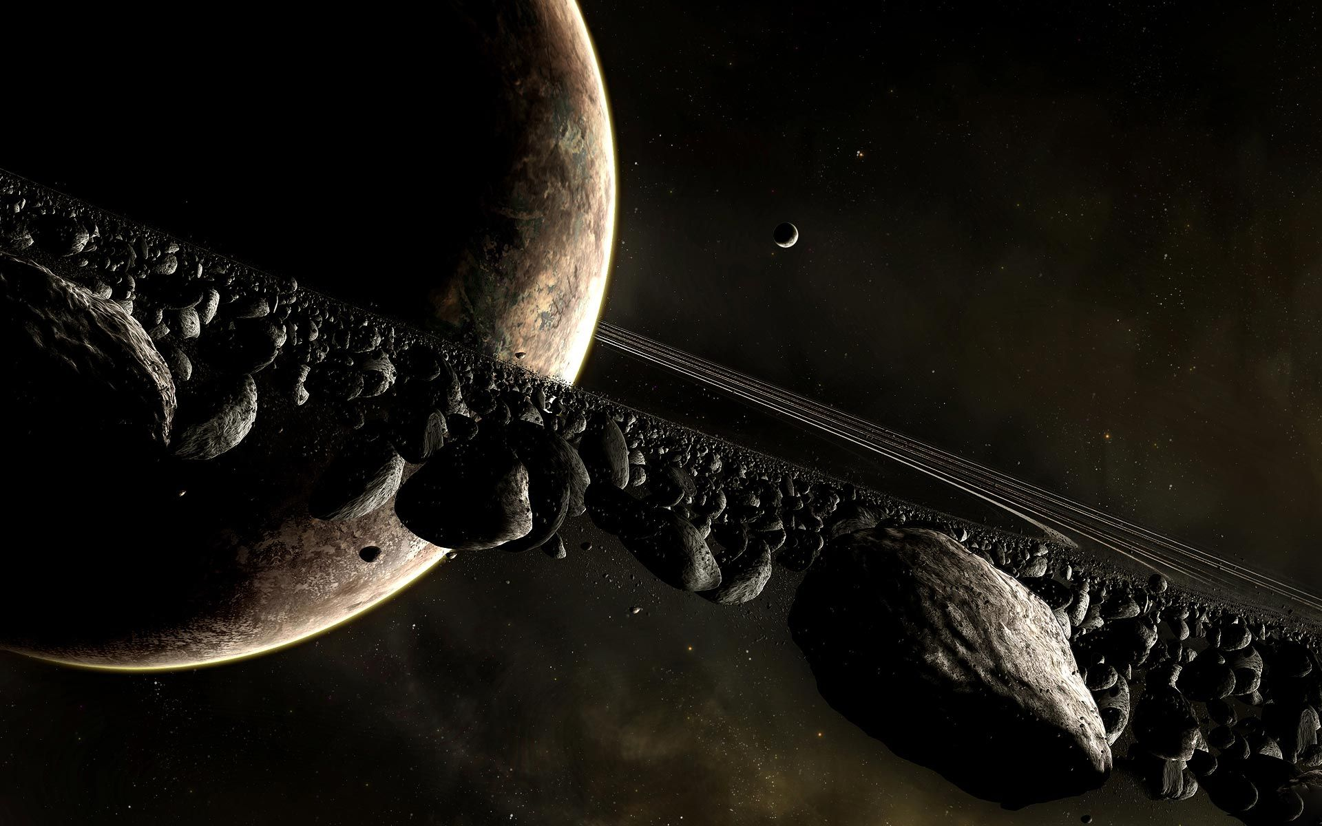 1920x1200 - Saturn Wallpapers 8