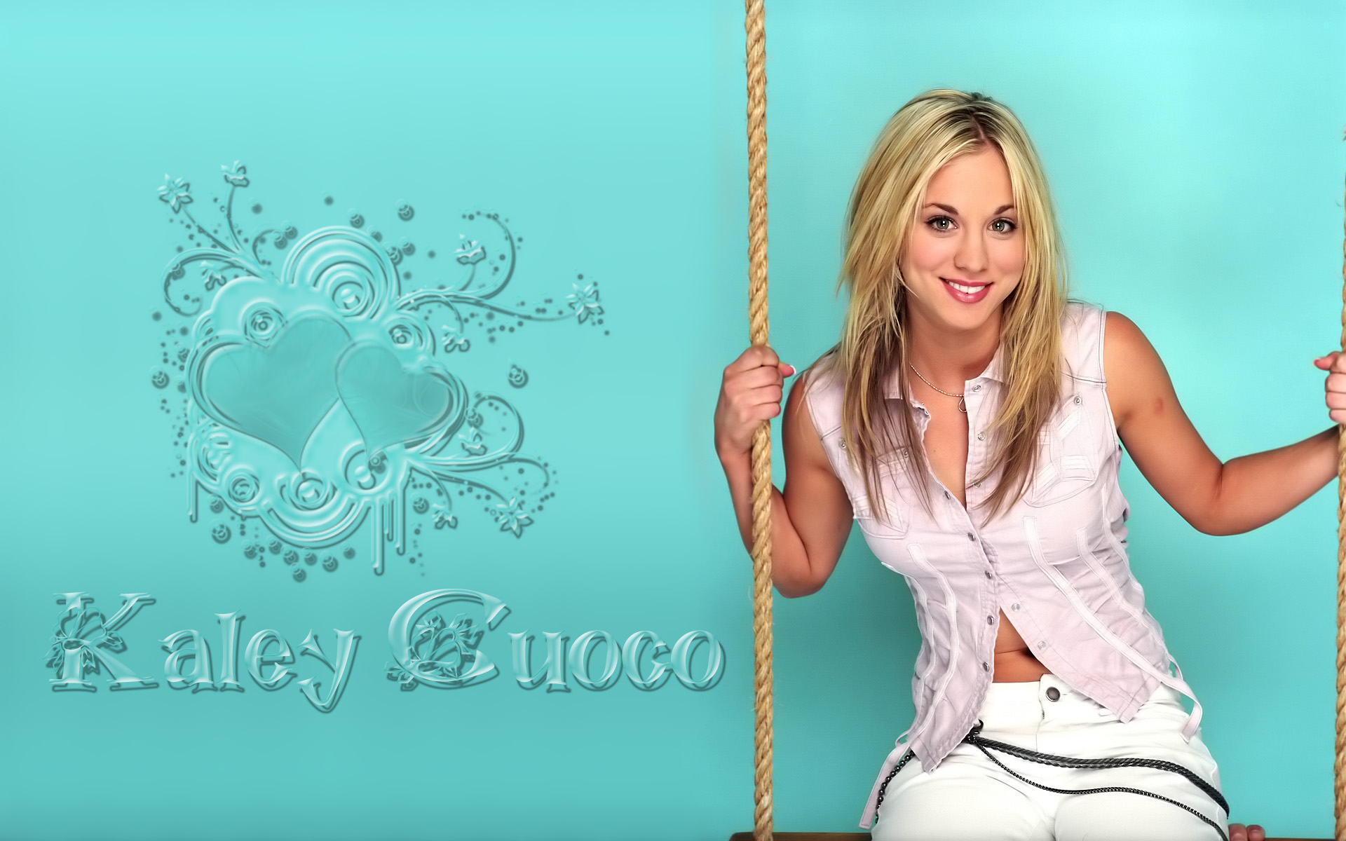 1920x1200 - Kaley Cuoco Wallpapers 34