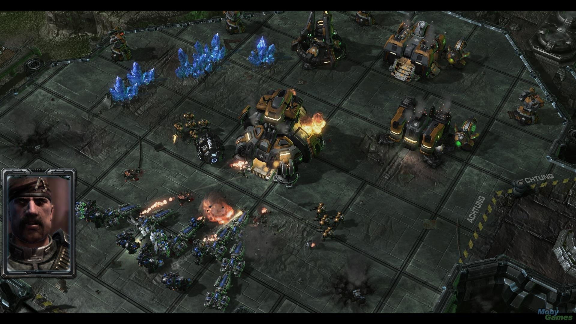 1920x1080 - Starcraft II: Wings Of Liberty HD Wallpapers 34