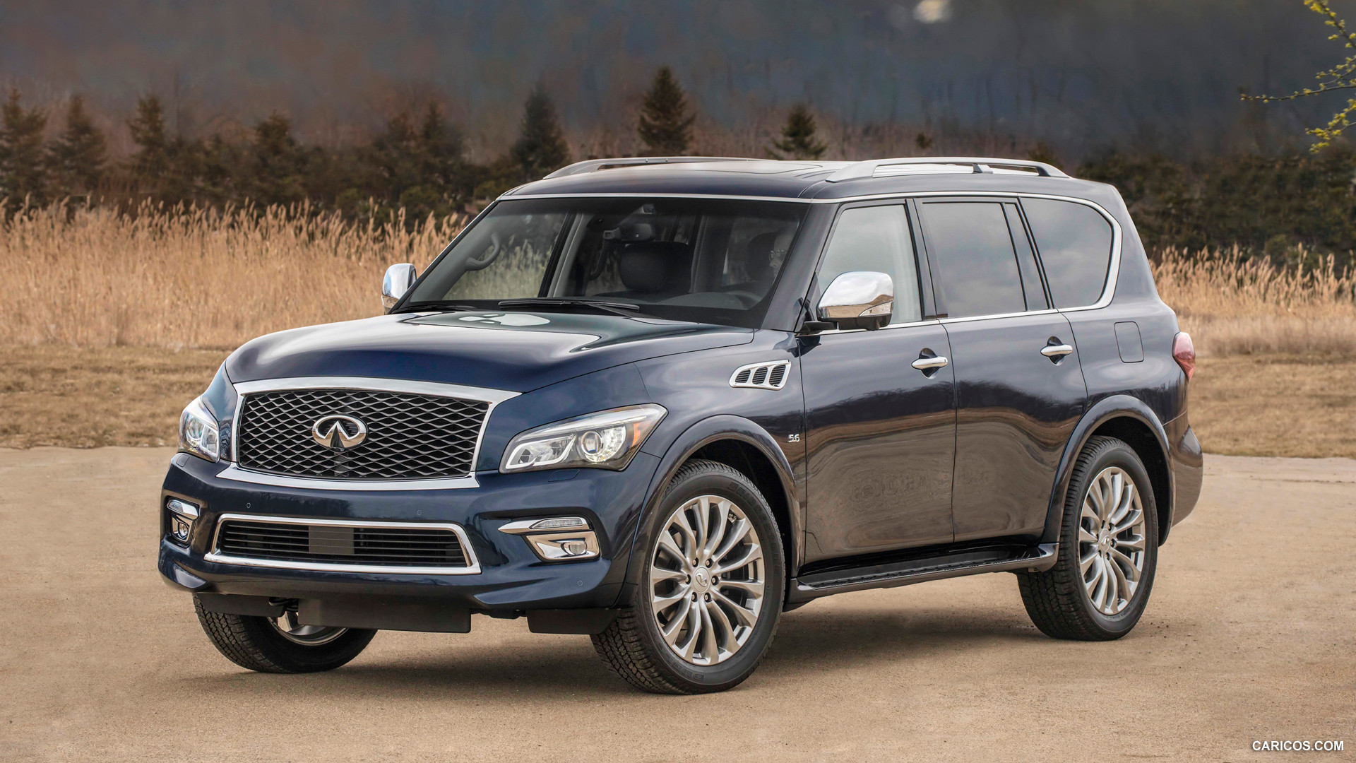1920x1080 - Infiniti QX80 Wallpapers 4
