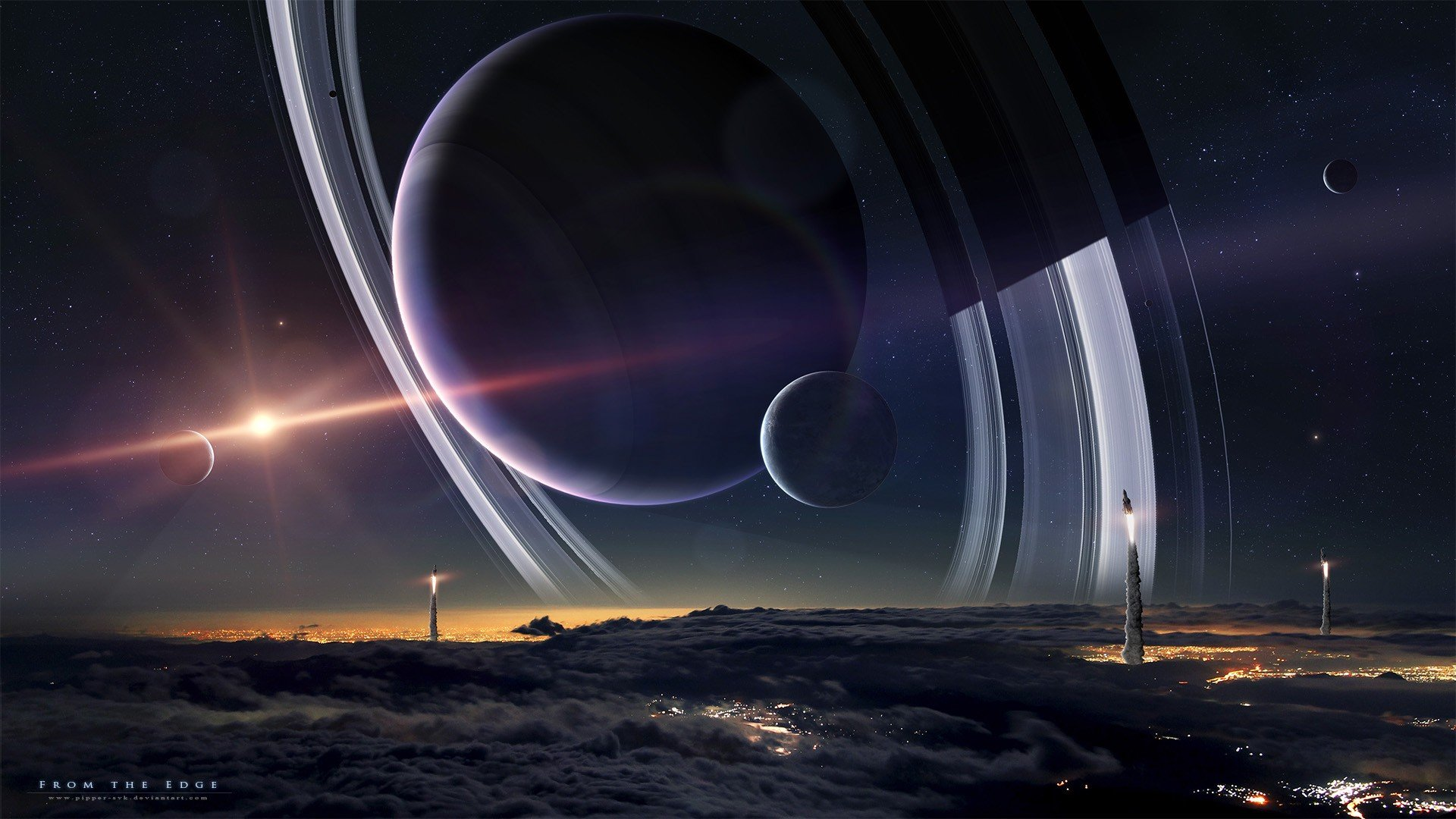 1920x1080 - Planetary Ring Wallpapers 5
