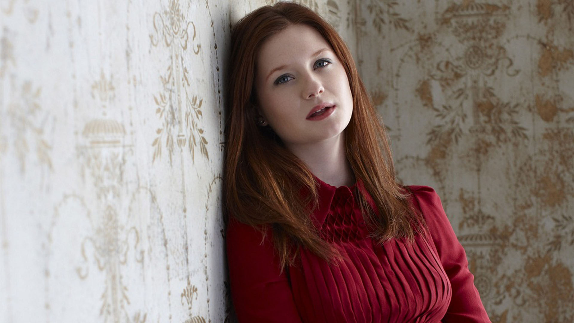 1920x1080 - Bonnie Wright Wallpapers 4