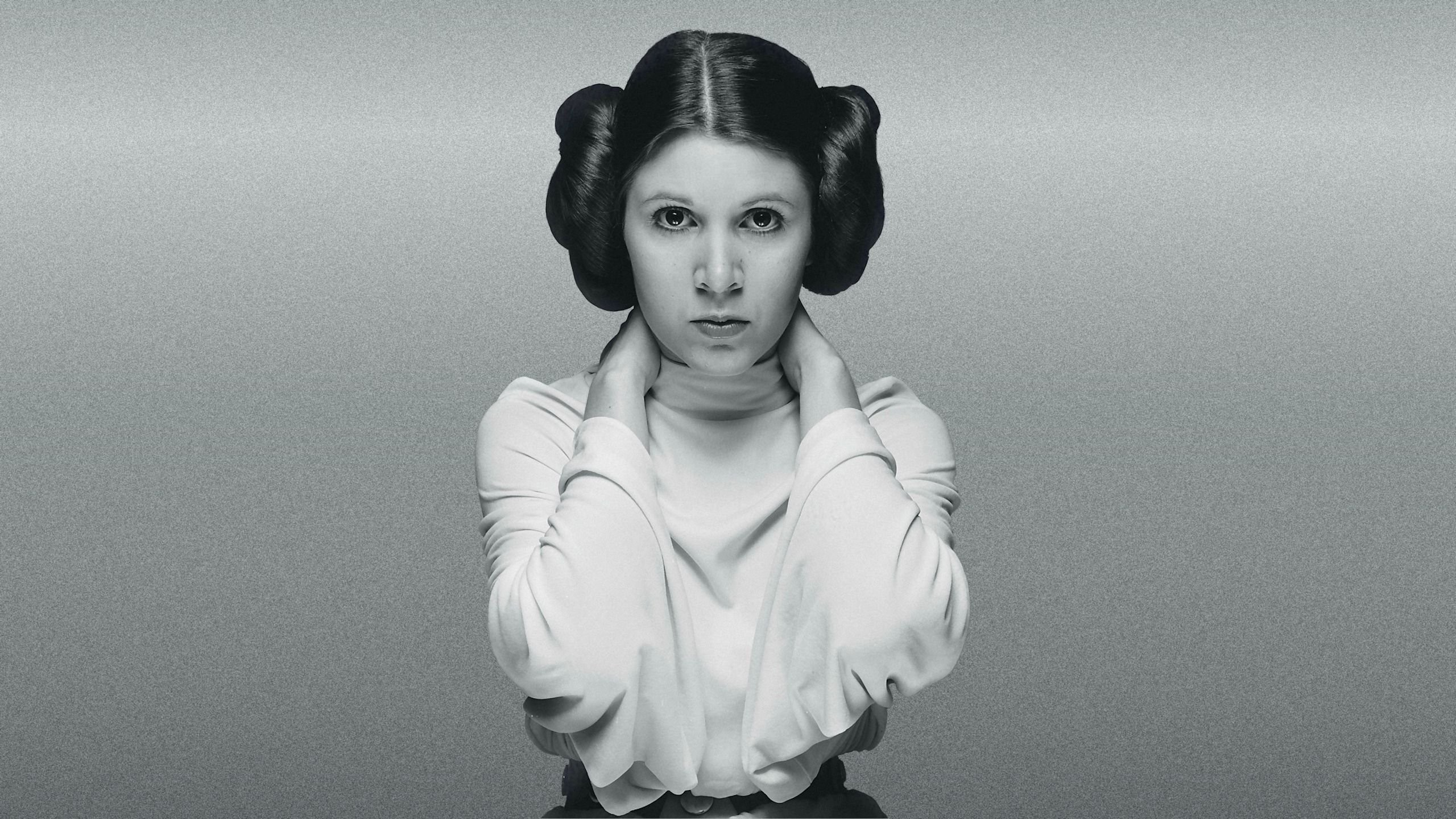 2560x1440 - Carrie Fisher Wallpapers 11