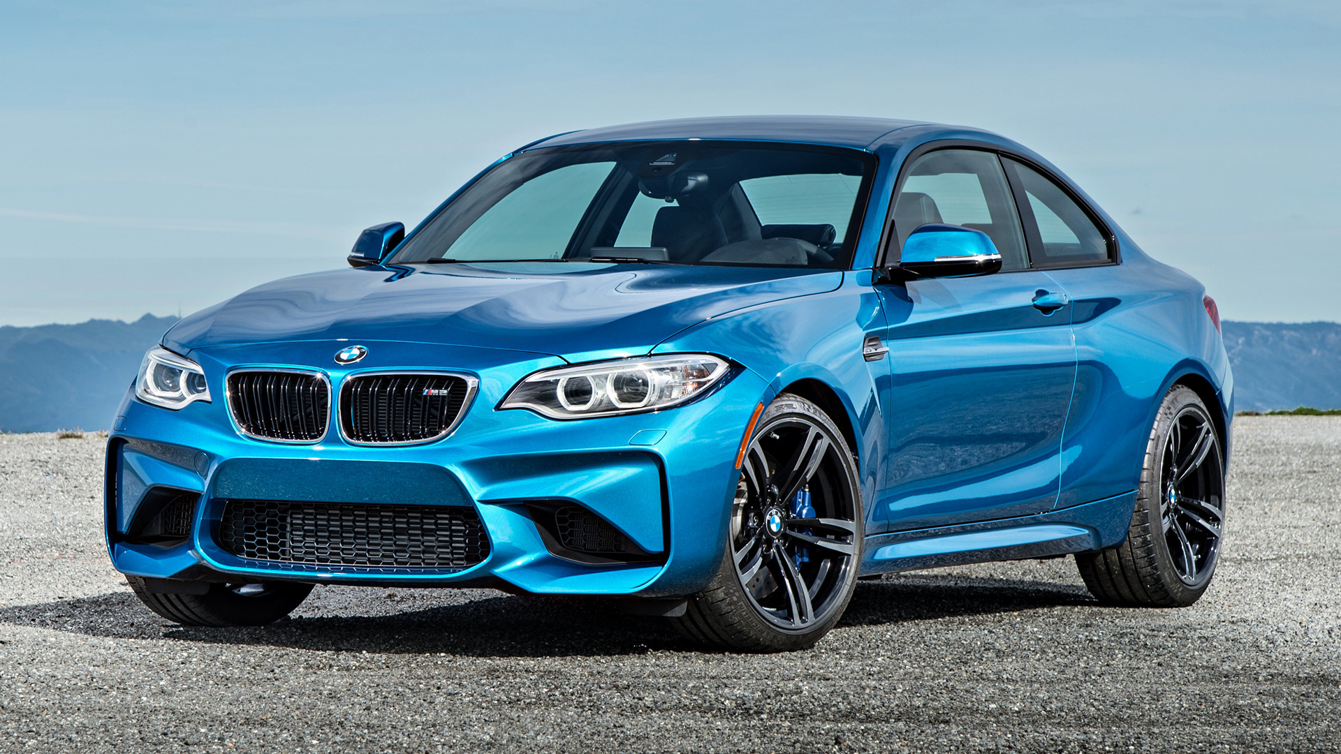 1920x1080 - BMW M2 Coupe Wallpapers 6