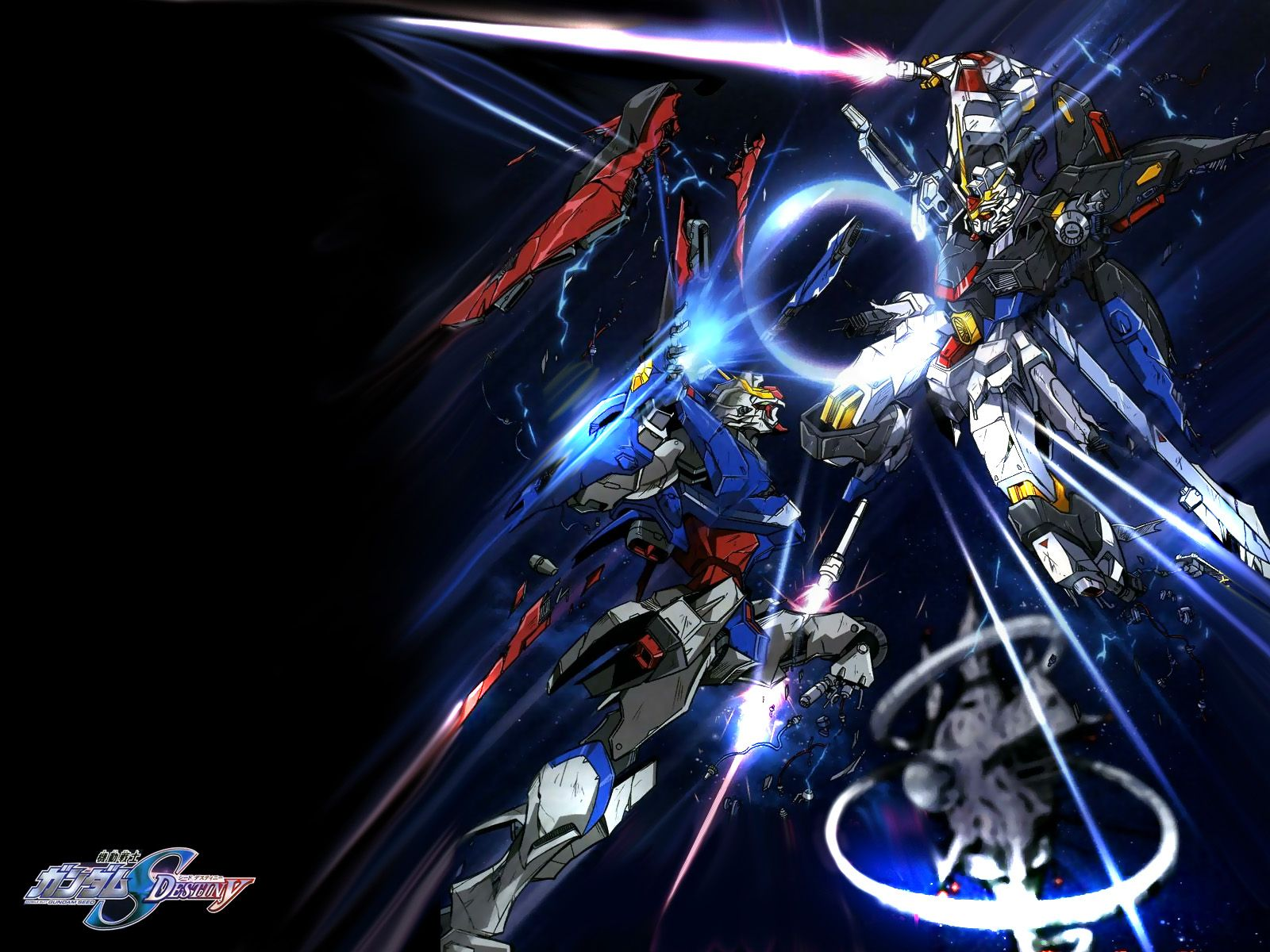 1600x1200 - Mobile Suit Gundam Seed Destiny Wallpapers 31