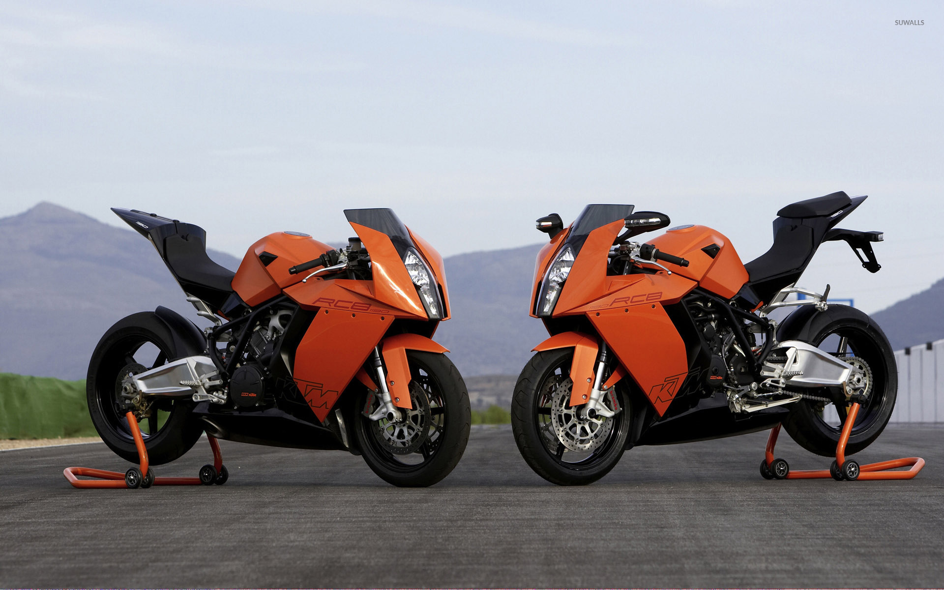 1920x1200 - KTM RC8 Wallpapers 28
