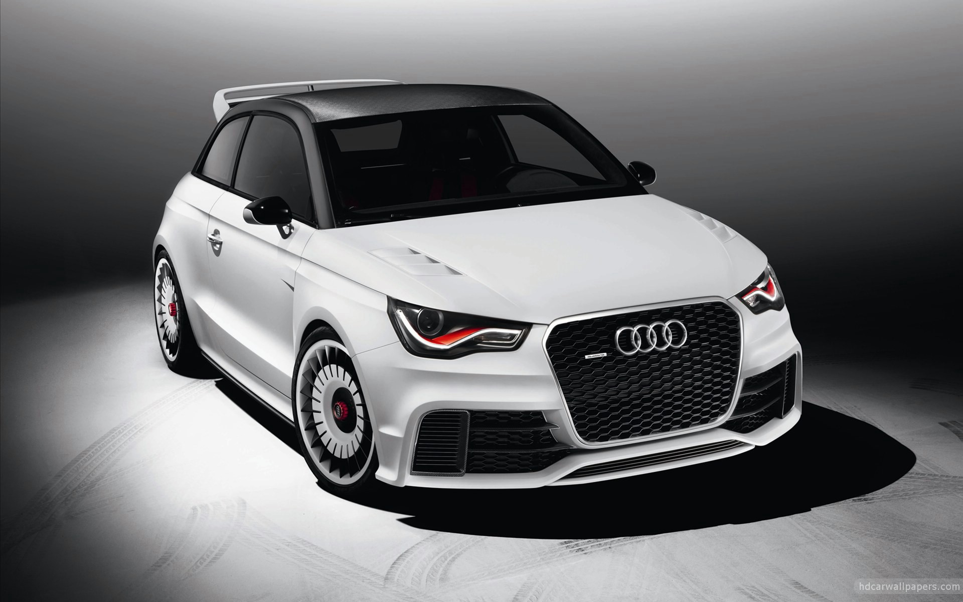 1920x1200 - Audi A1 Wallpapers 2