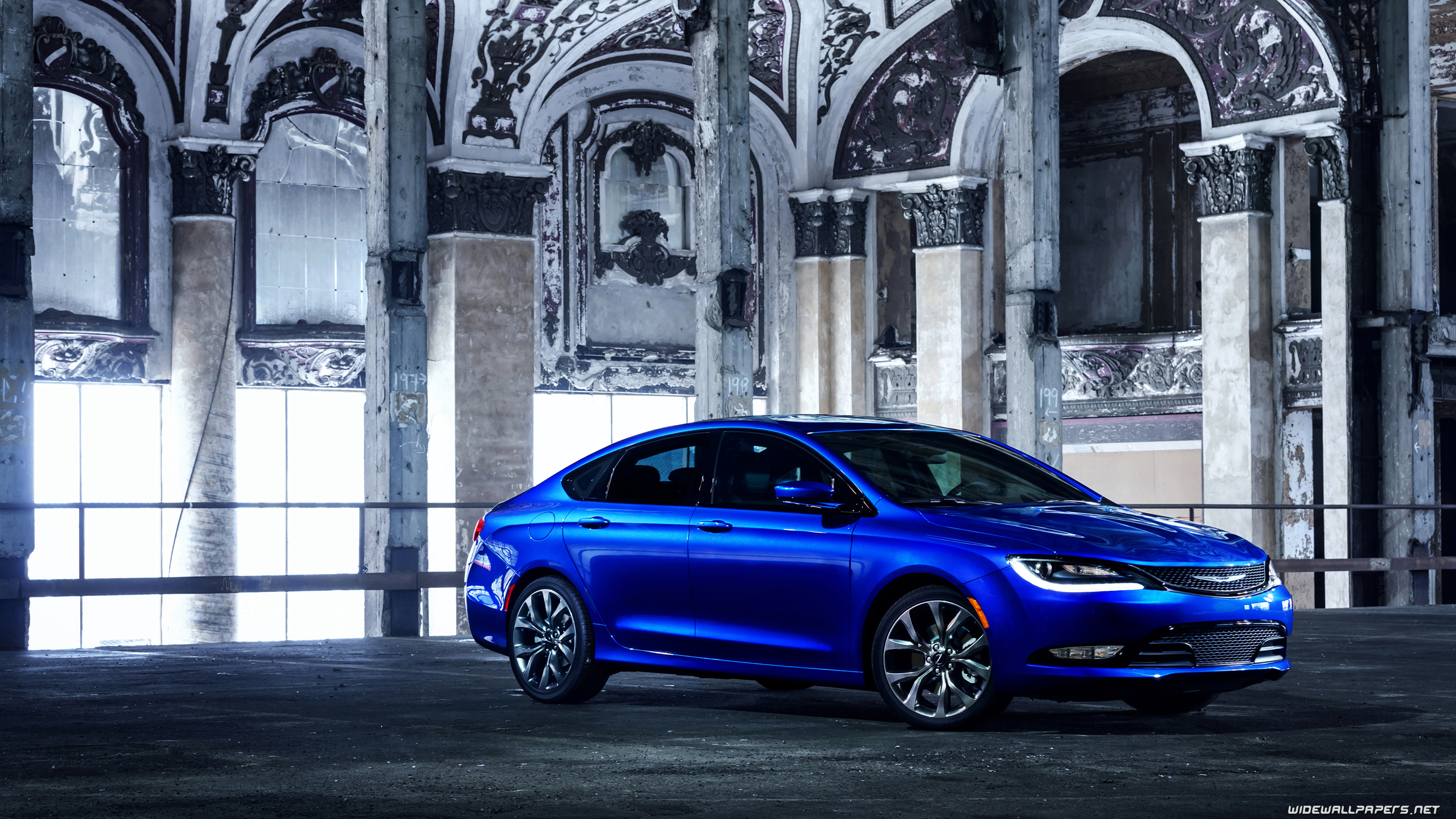 3840x2160 - Chrysler 200 Wallpapers 22