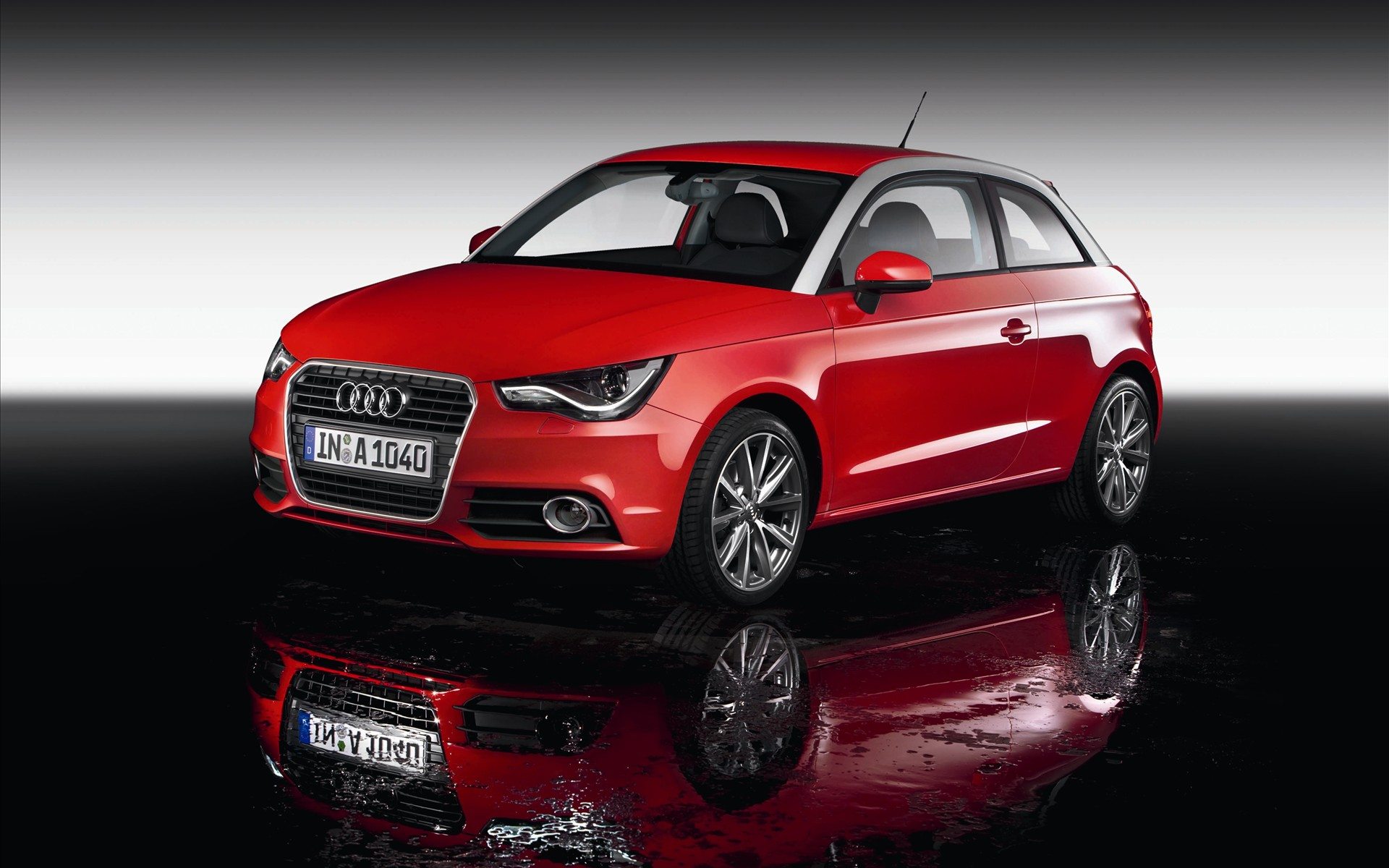 1920x1200 - Audi A1 Wallpapers 17