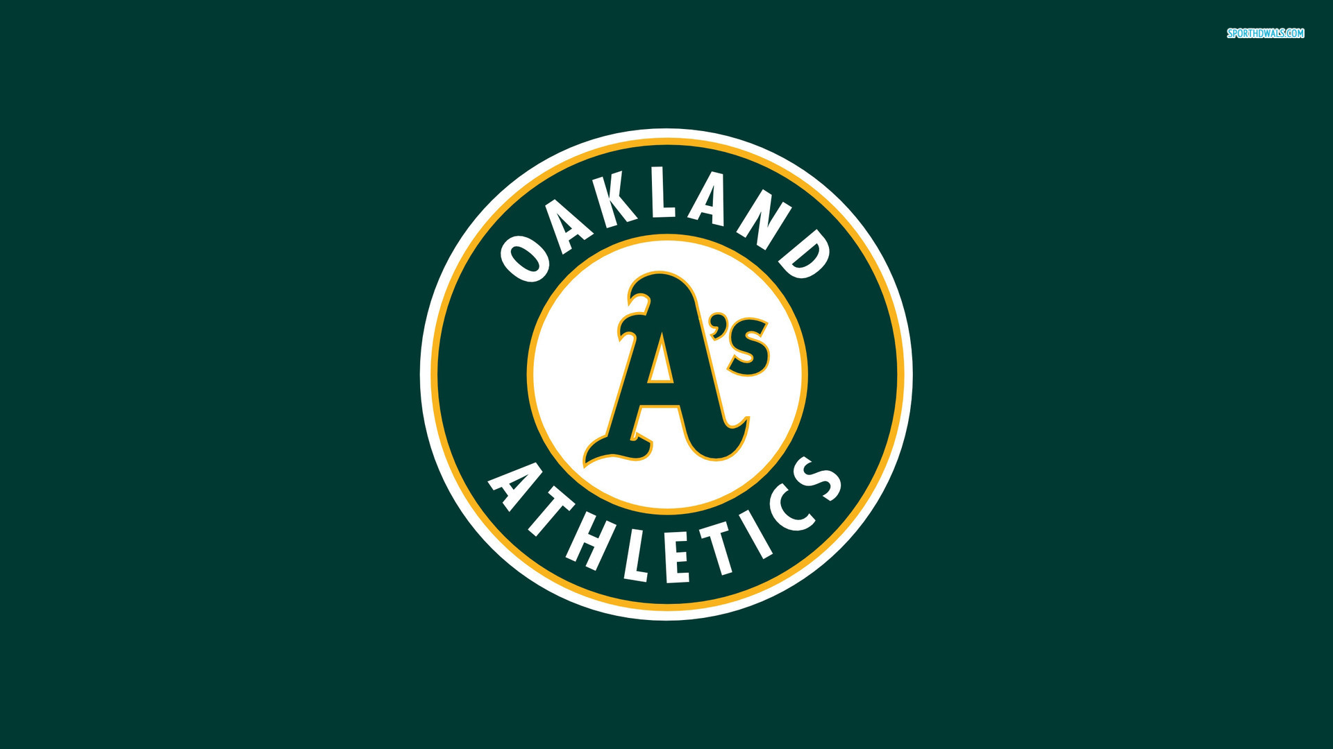 1920x1080 - Oakland Athletics Wallpapers 1
