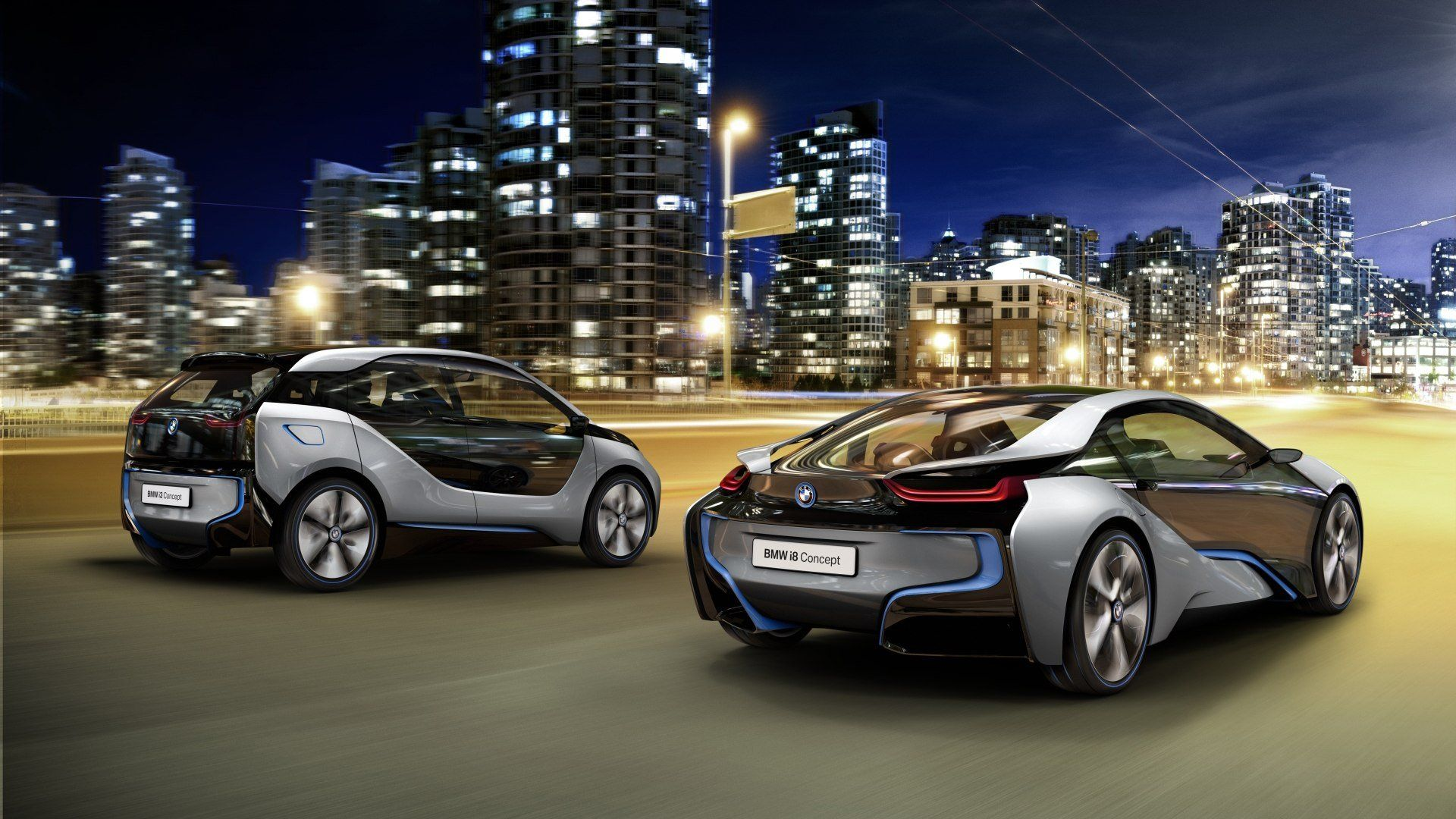 1920x1080 - BMW i3 Concept Wallpapers 37