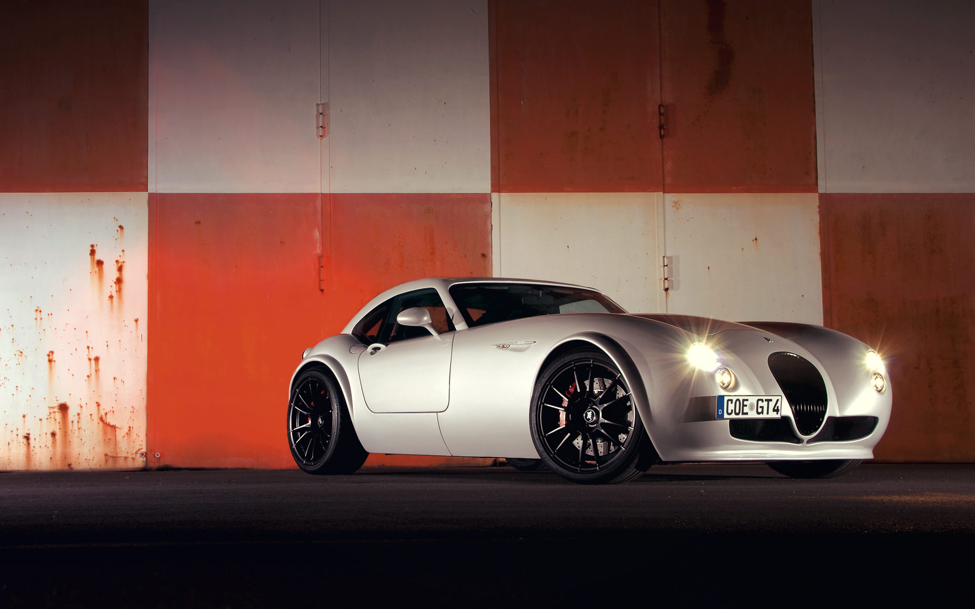 1920x1200 - Wiesmann GT MF4 Wallpapers 31